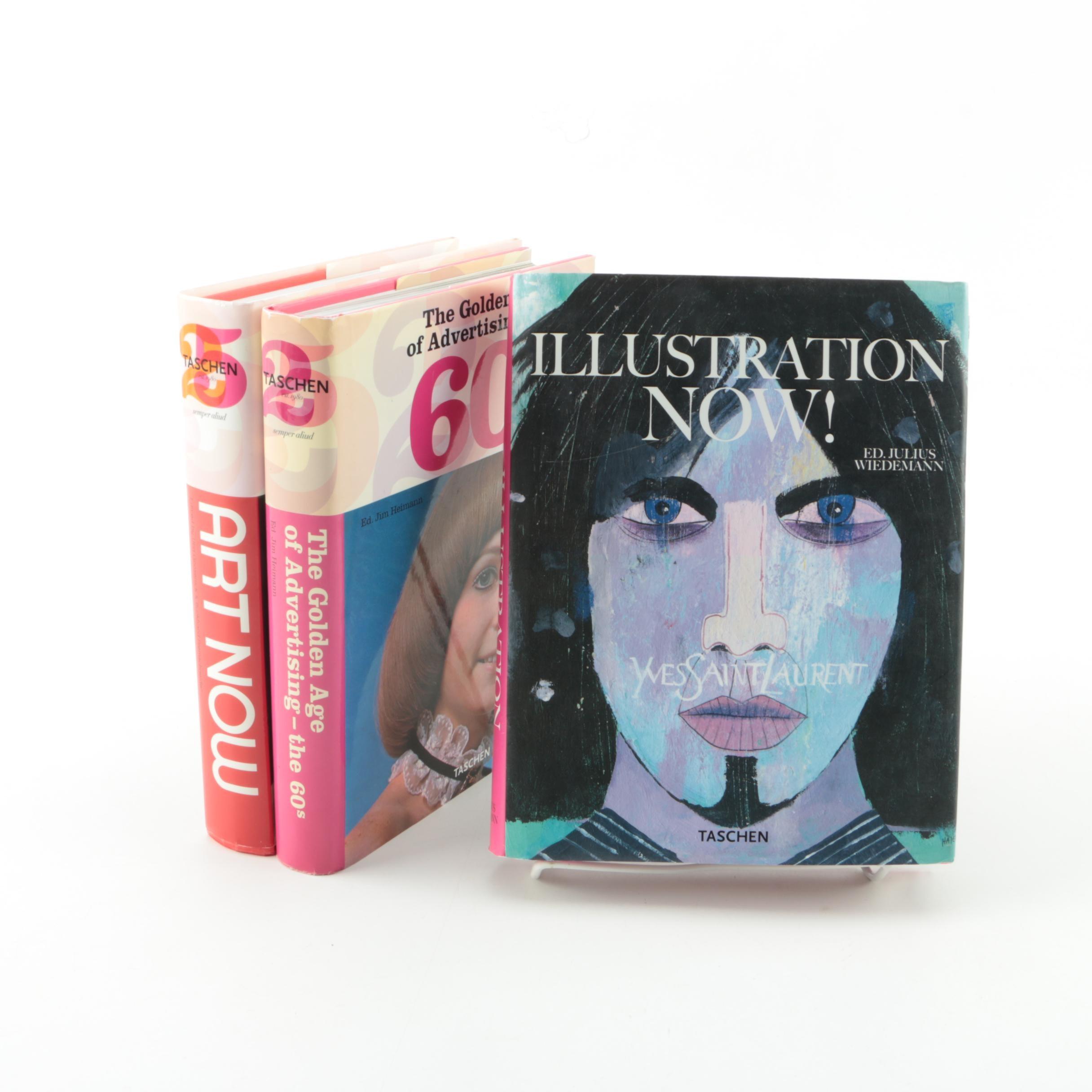 Art Books from Taschen Publishing