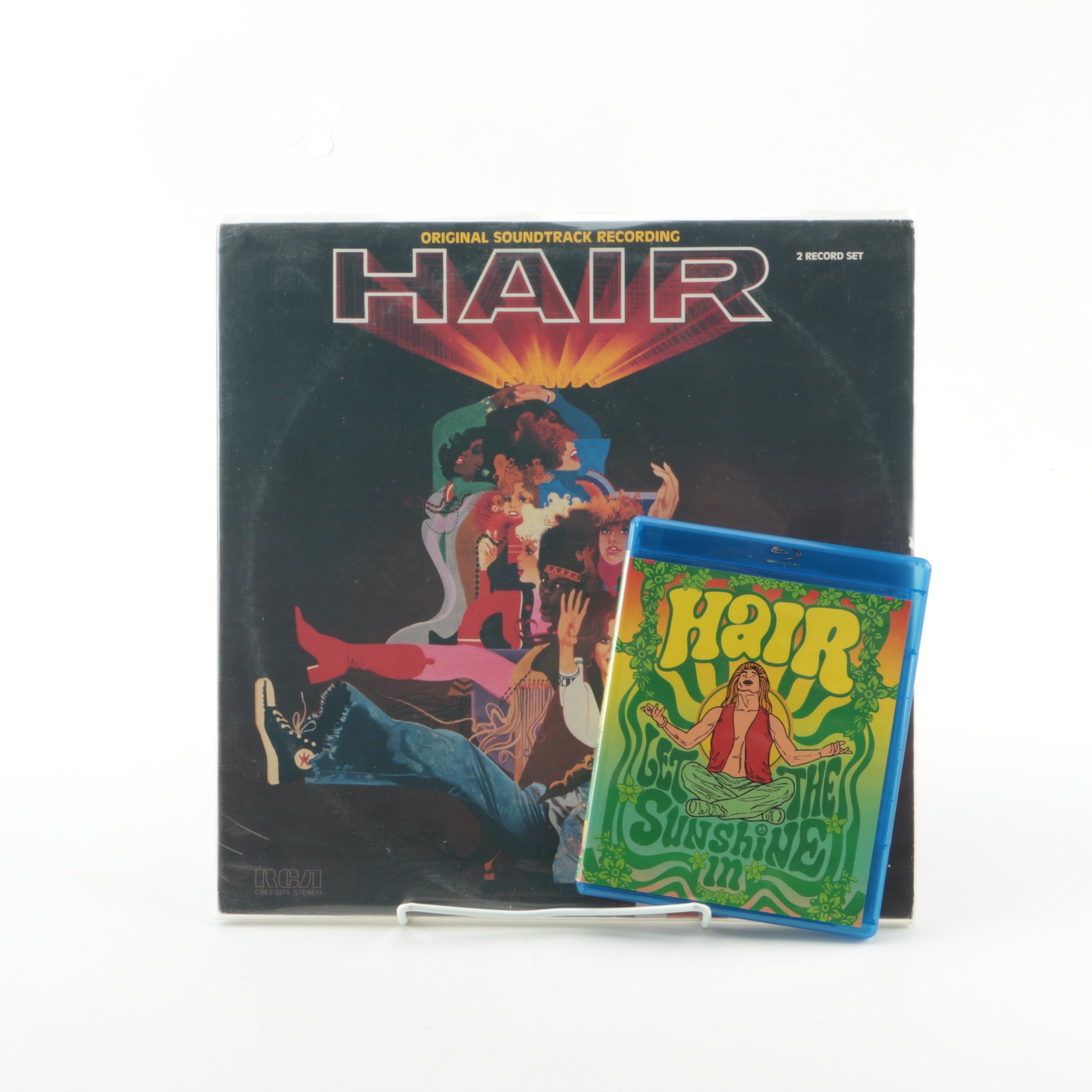 """""""Hair"""" Original Soundtrack Record and Blu-ray"""