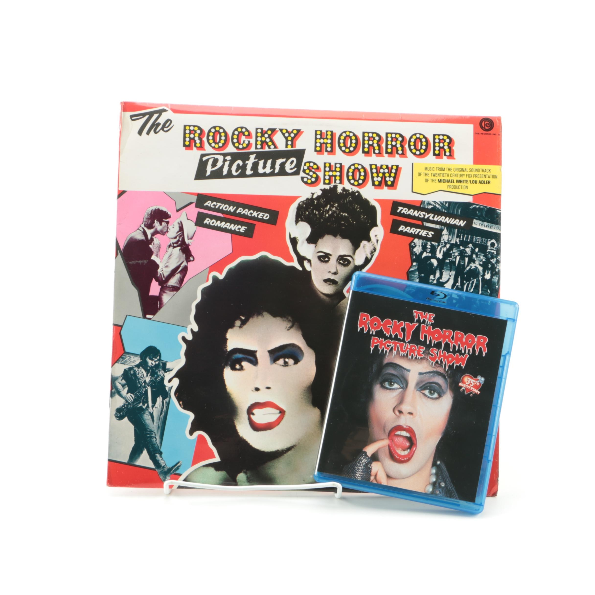 """""""The Rocky Horror Picture Show"""" Soundtrack Record and 35th Anniversary Blu-Ray"""