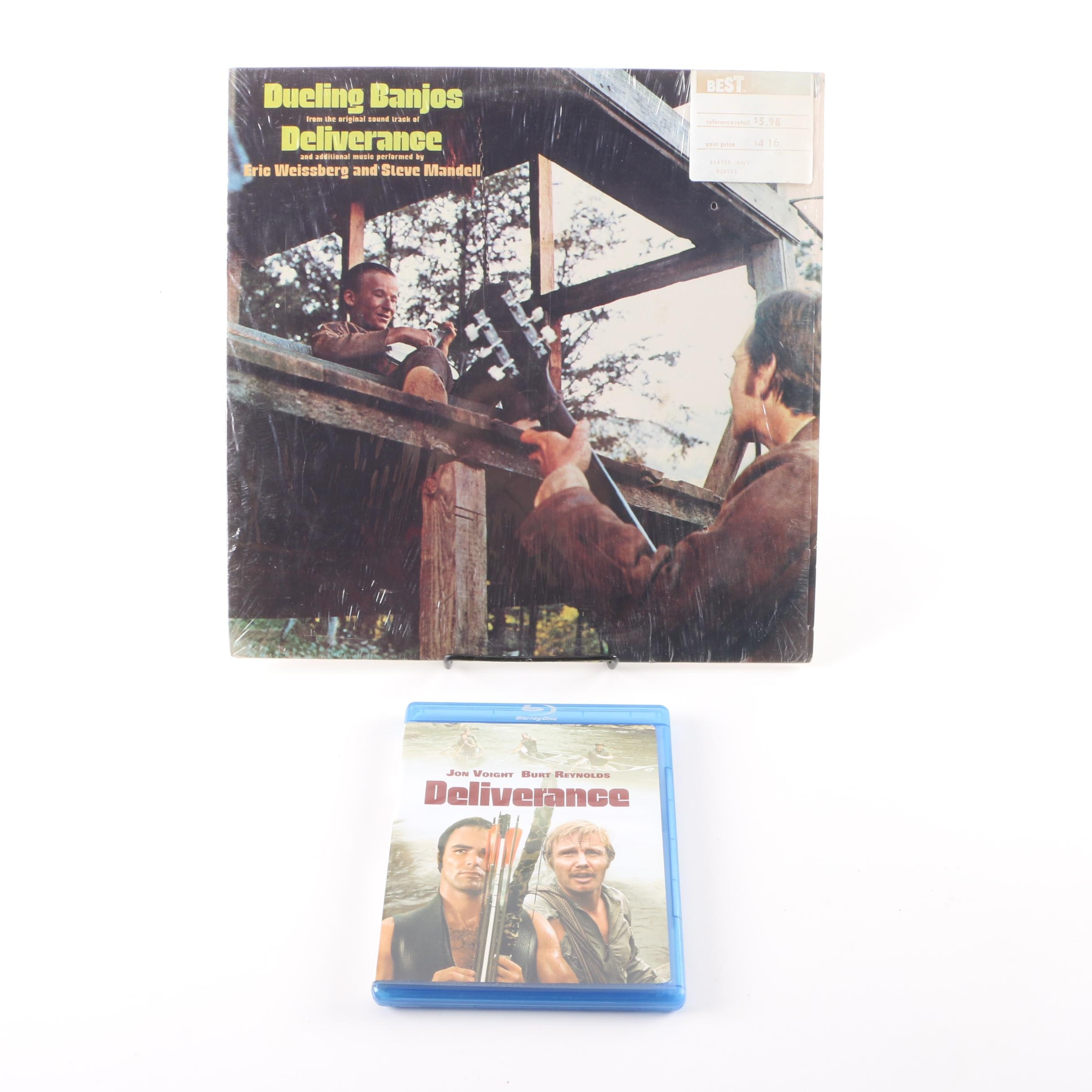 """Dueling Banjos Music From """"Deliverance"""" Record and """"Deliverance"""" Blu-Ray"""