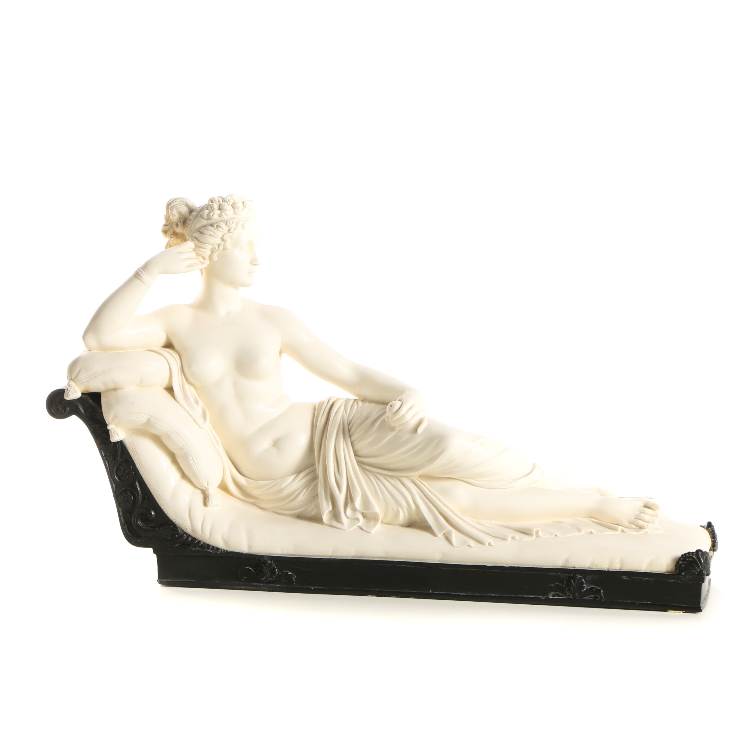 "Resin Sculpture After G. Ruggeri ""Venus Victus to Canova"""