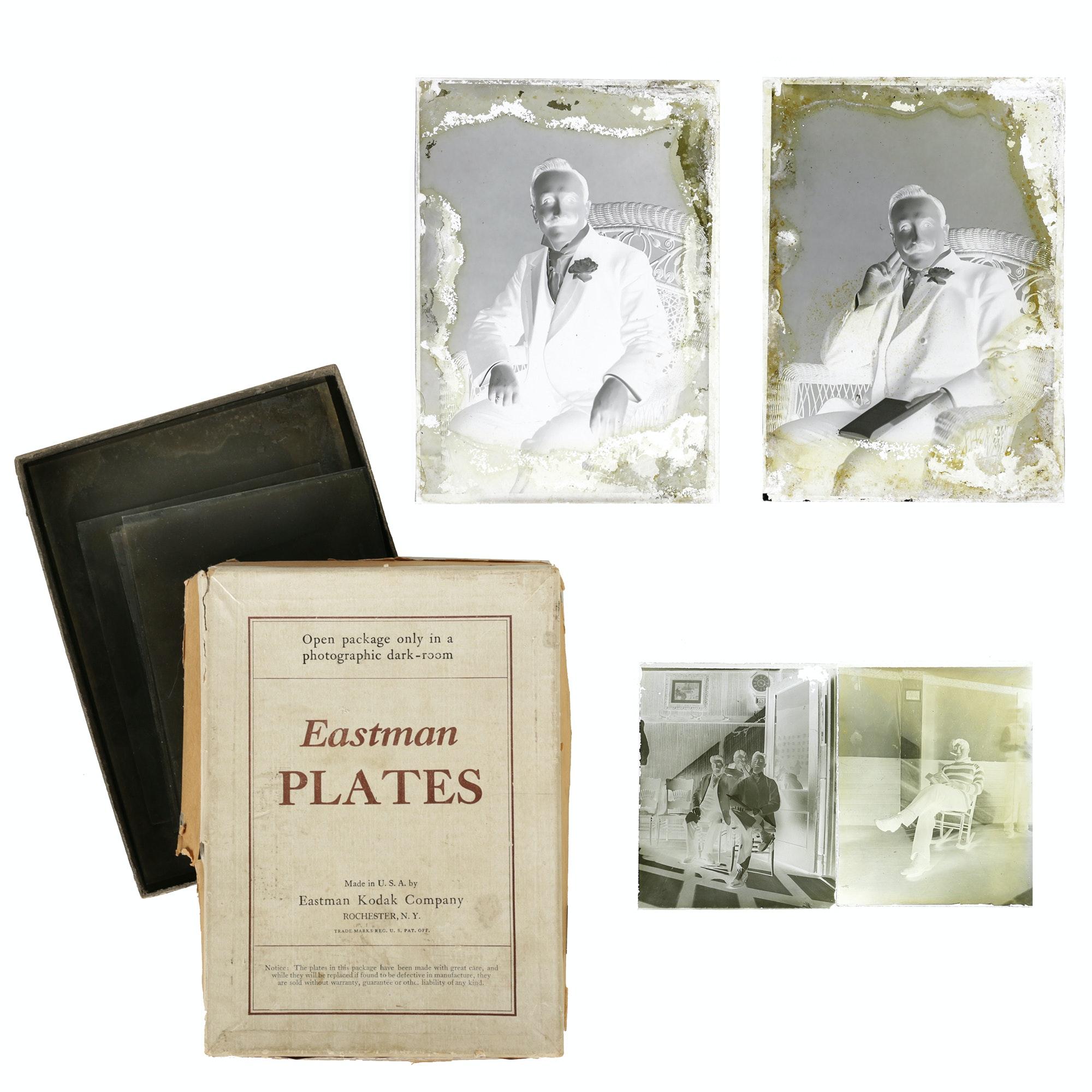Ambrotype Plates