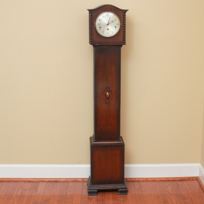 Vintage Contemporary Style  Long Case Clock