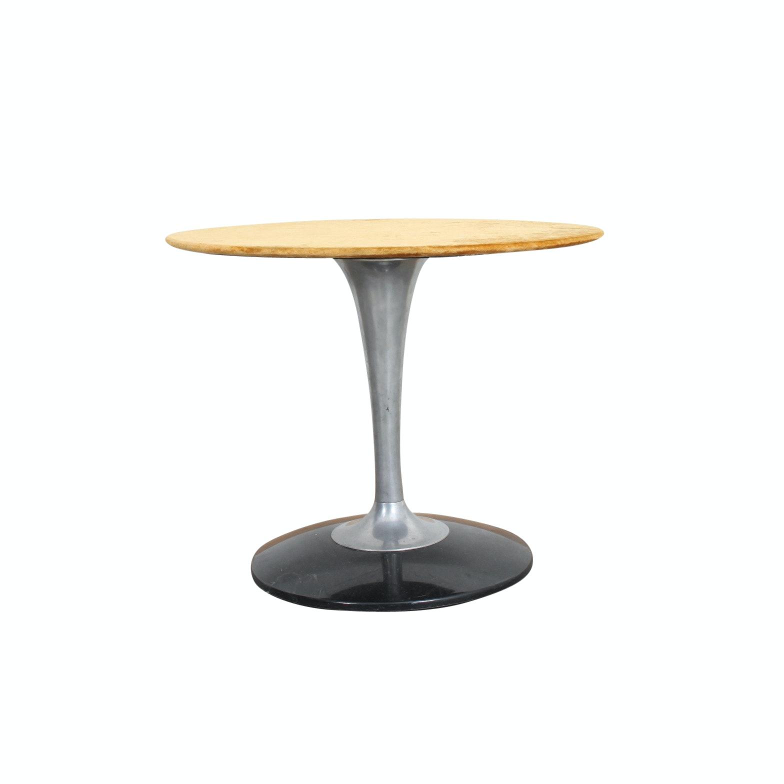 Mid Century Modern Chromcraft  Oval Tulip Table