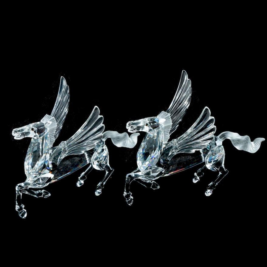 e99daf71c Swarovski Crystal Pegasus Figurines : EBTH