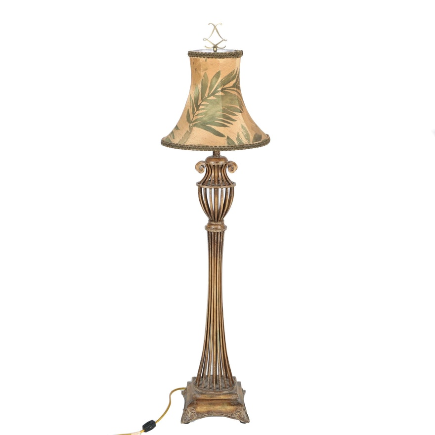 Leeazanne decorative table lamp ebth leeazanne decorative table lamp aloadofball Image collections