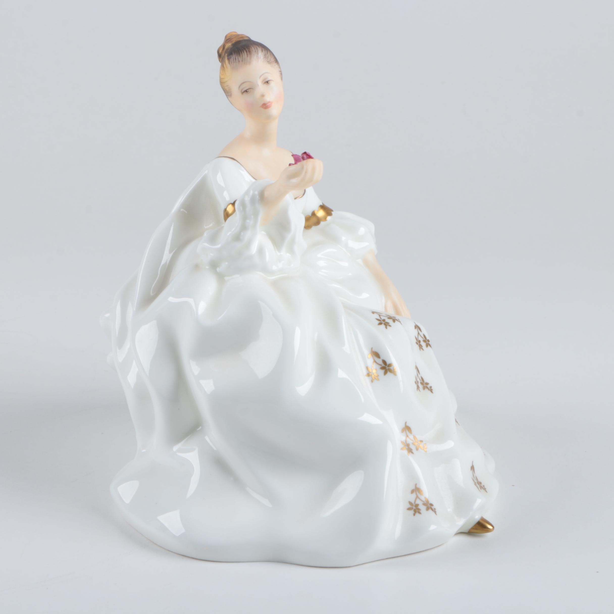 "Royal Doulton ""My Love"" Figurine"