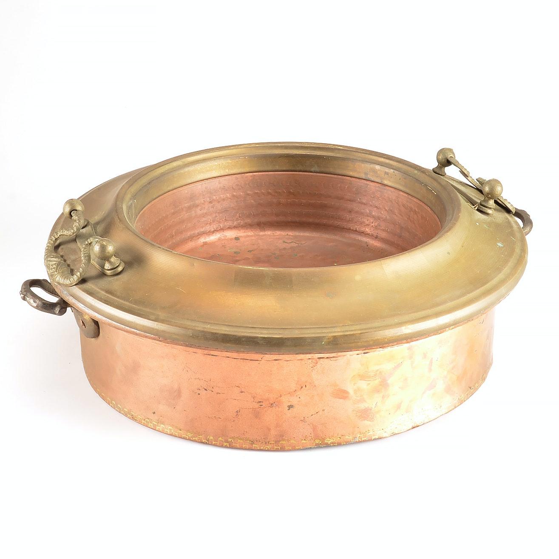 Antique Double Boiler
