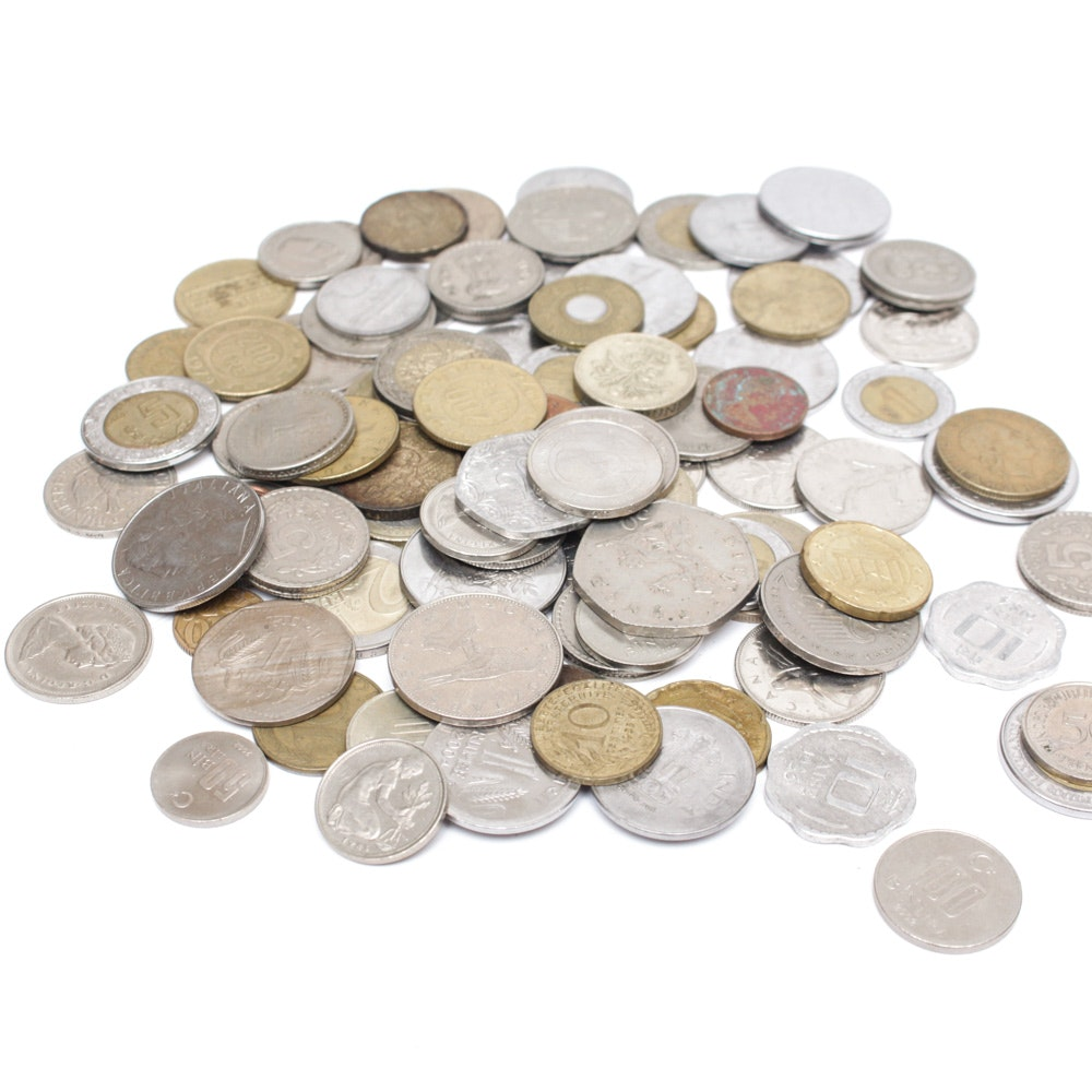 Foreign Coinage Collection