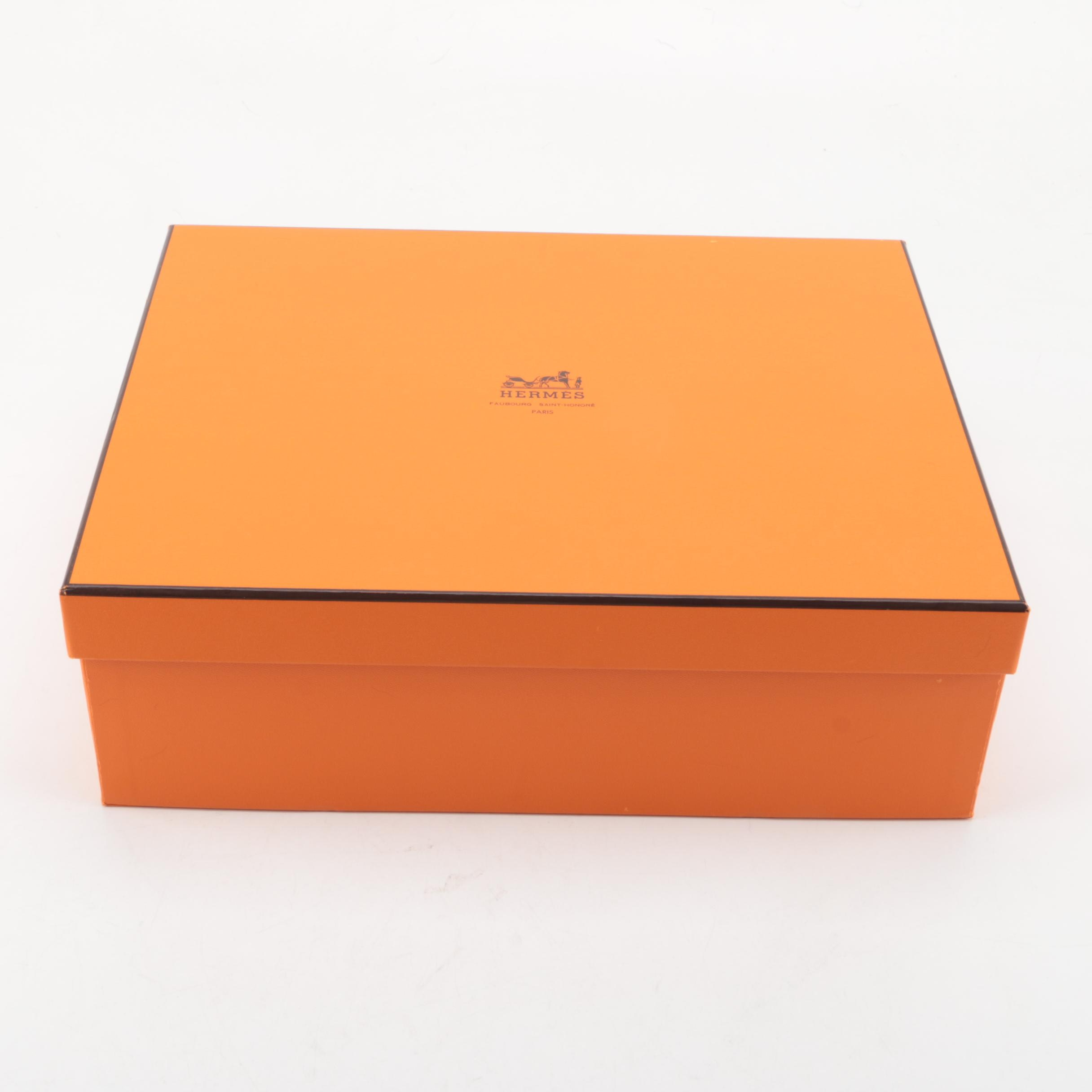 Hermès Paris Gift Box