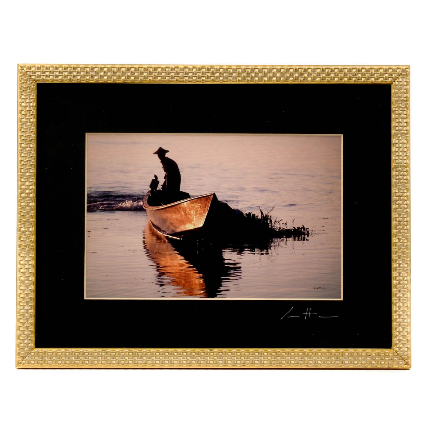 Framed Photograph of Thailand