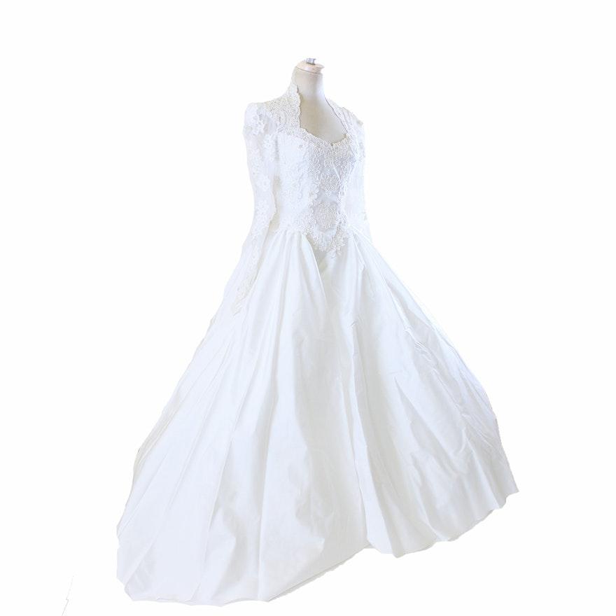 House of Bianchi Wedding Dress : EBTH