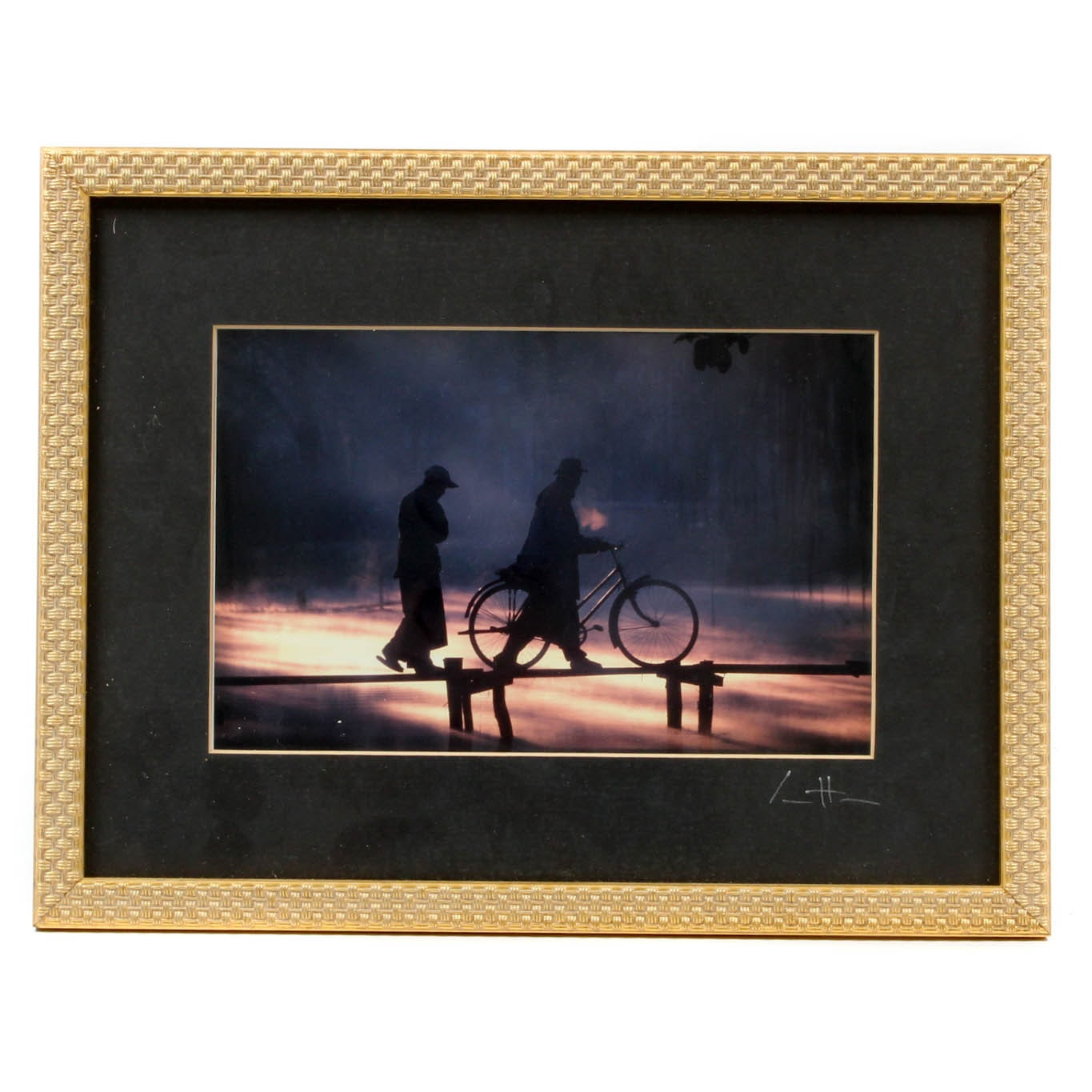Framed Photograph from Thailand