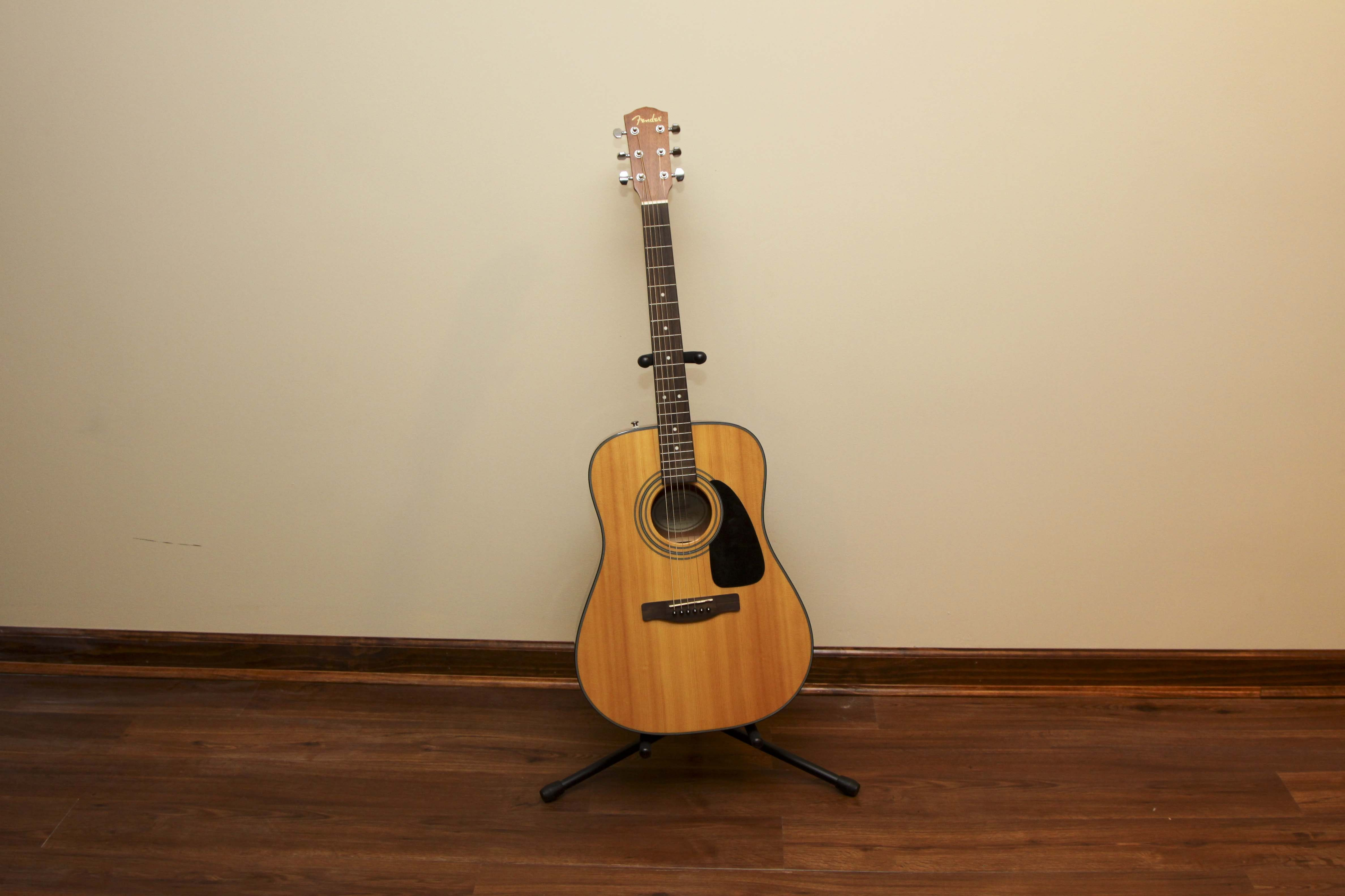 Fender DG-8S Six String Acoustic Guitar