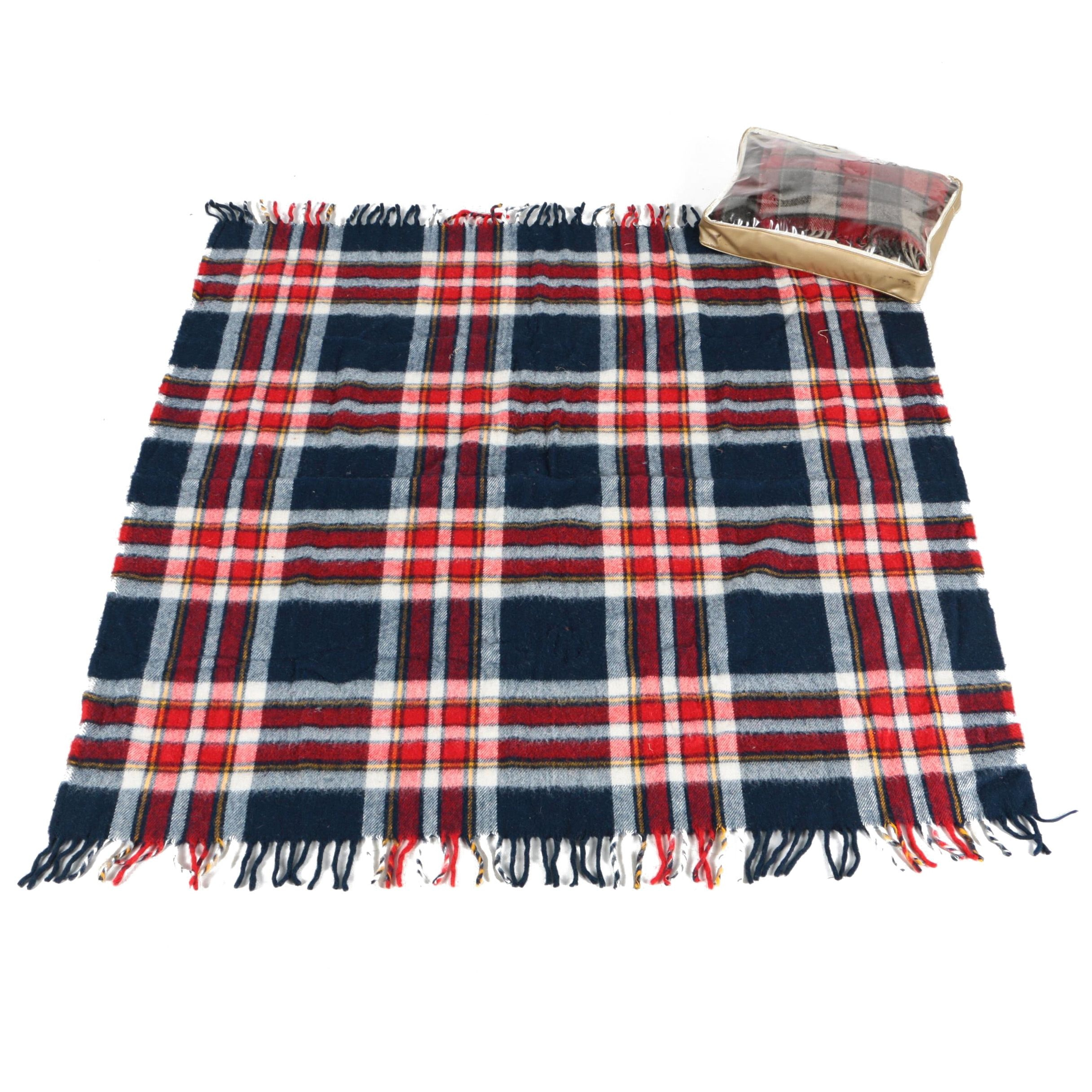 Wool Blankets Including Faribo