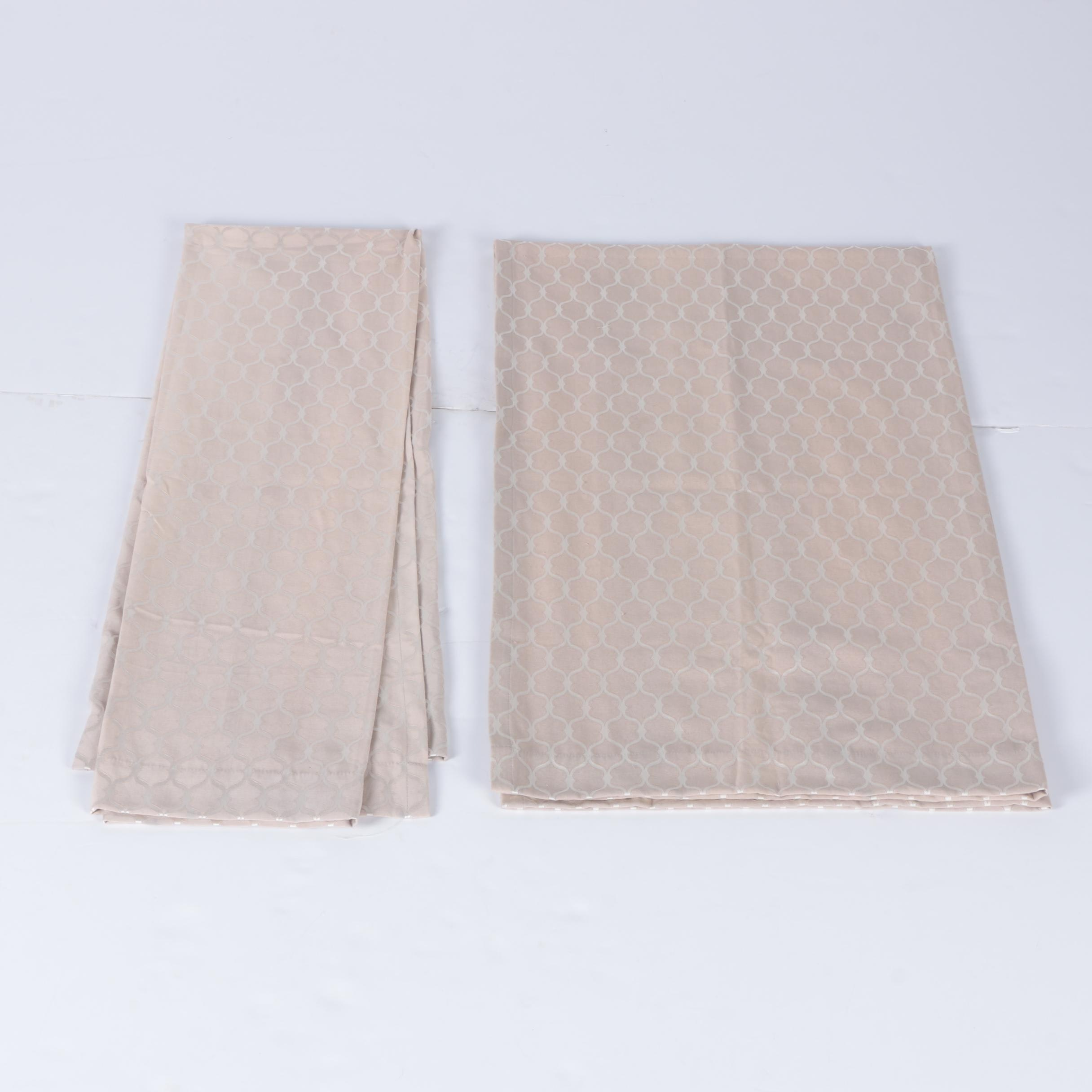 Pair of Curtain Panels