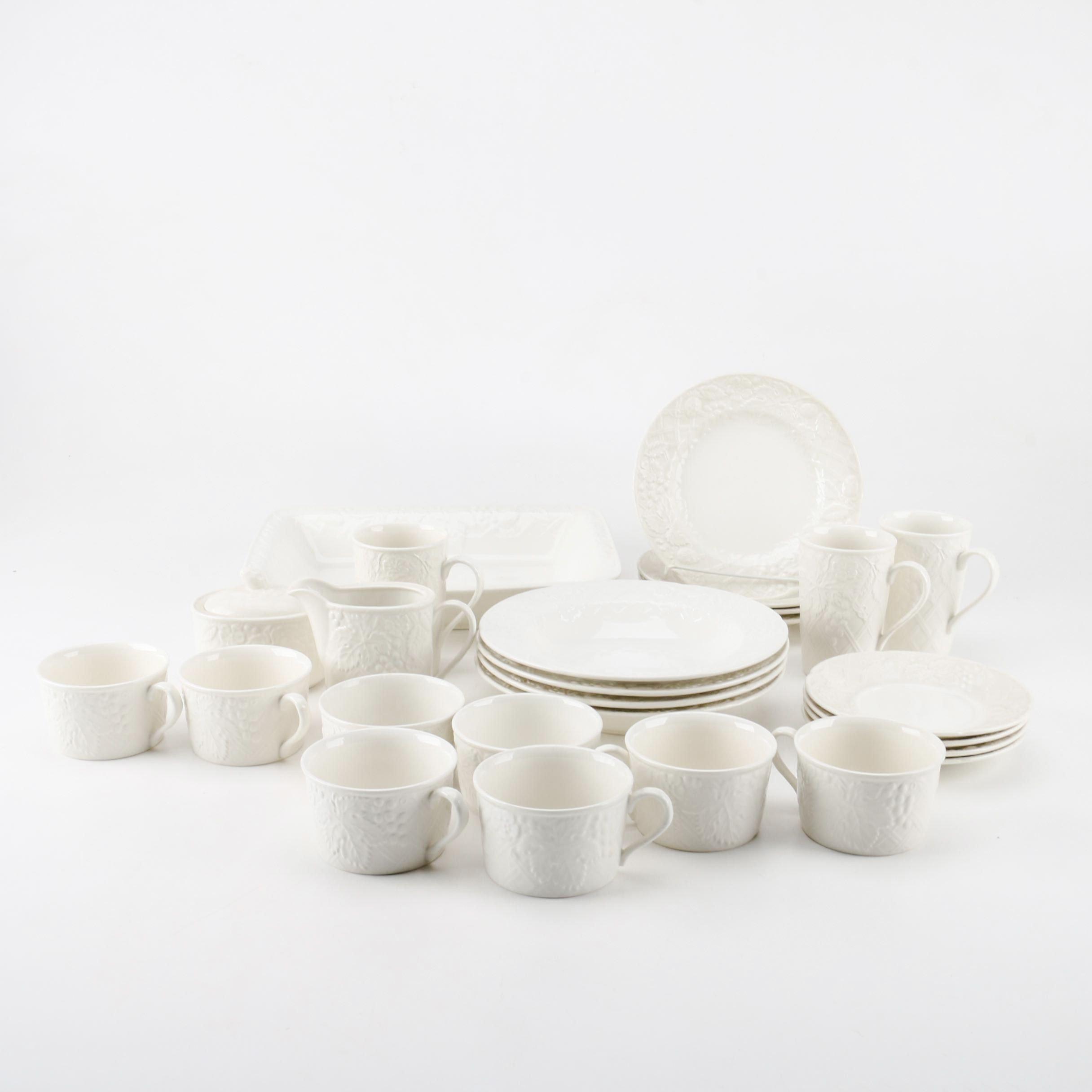 "Mikasa ""English Countryside"" Ceramic Tableware"