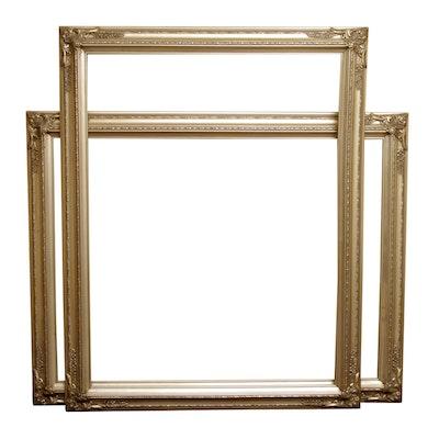 Pair Of Vintage Wooden Frames