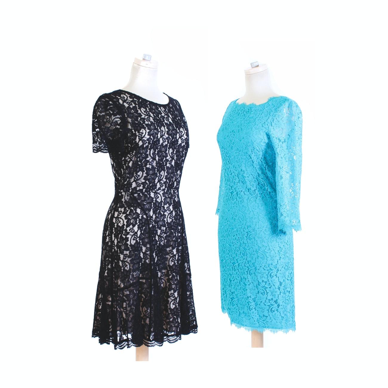 Diane von Furstenberg Lace Dresses