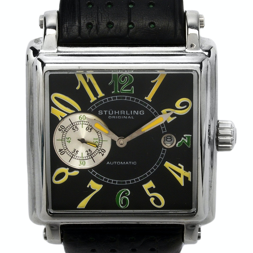 "Stührling Original ""Manchester Ozzie II"" Automatic Wristwatch"
