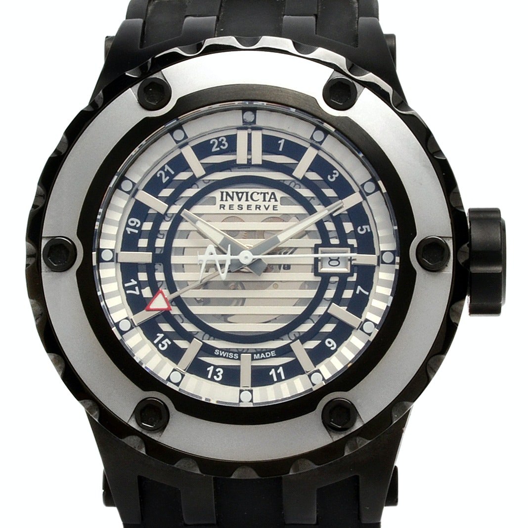 Invicta Reserve Sub Aqua Quartz Wristwatch