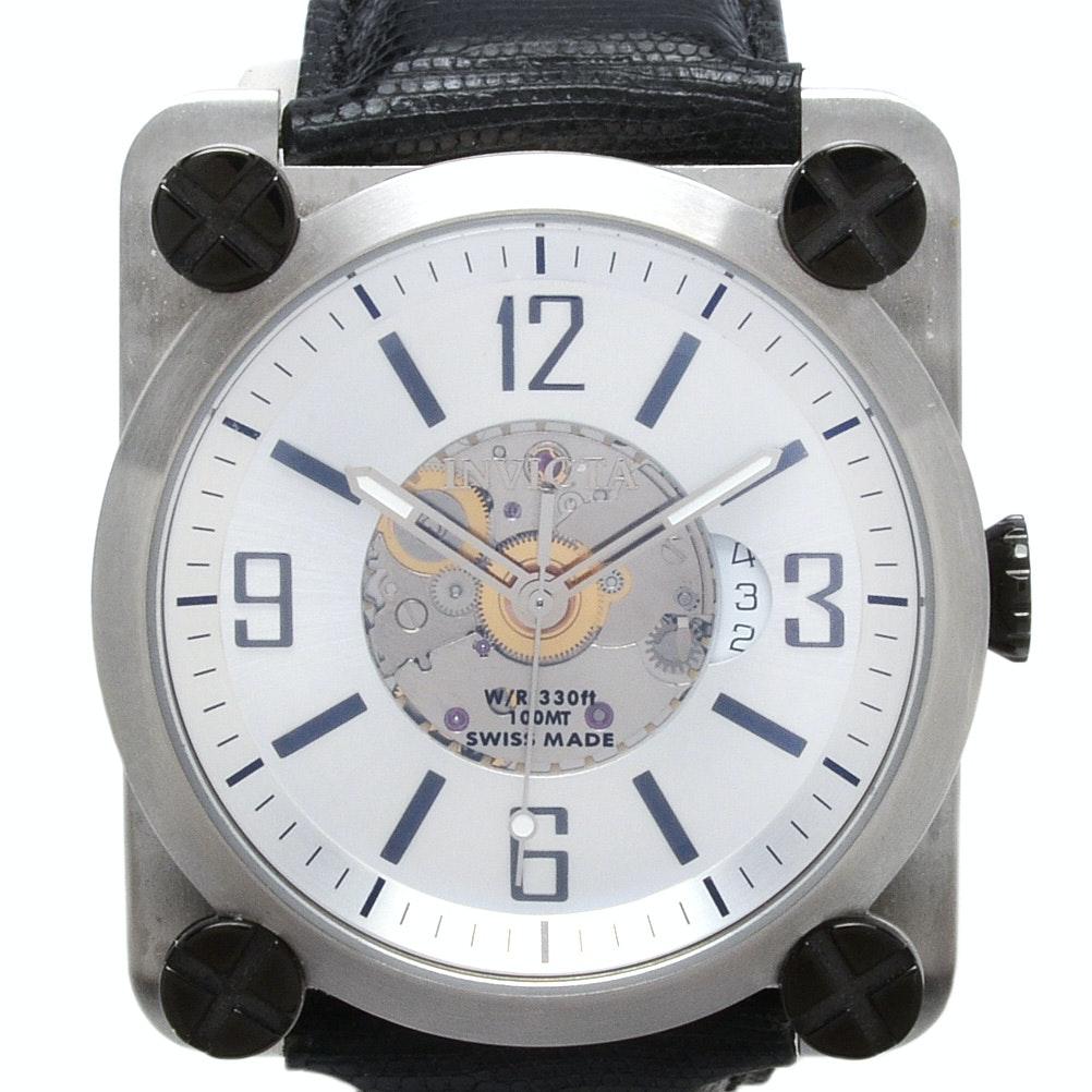 Vintage Invicta Signature Collection Automatic Wristwatch Model 7140