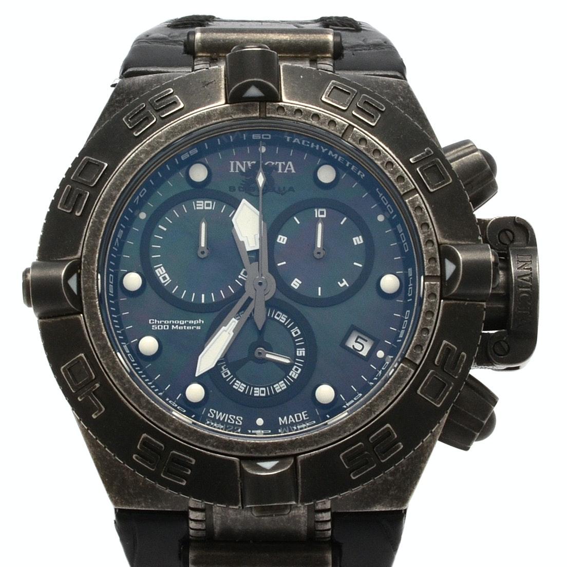 Invicta Sub Aqua Chronograph