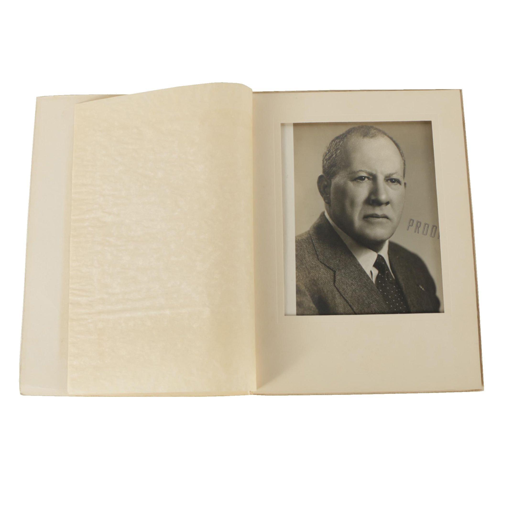 Albert R. Miller Silver-Gelatin Photographic Print
