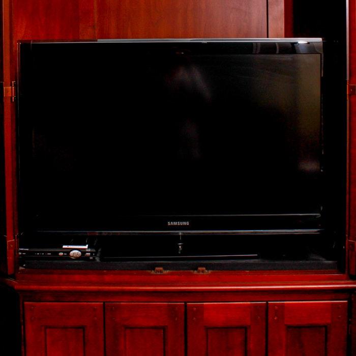 "Samsung 40"" LCD HDTV"