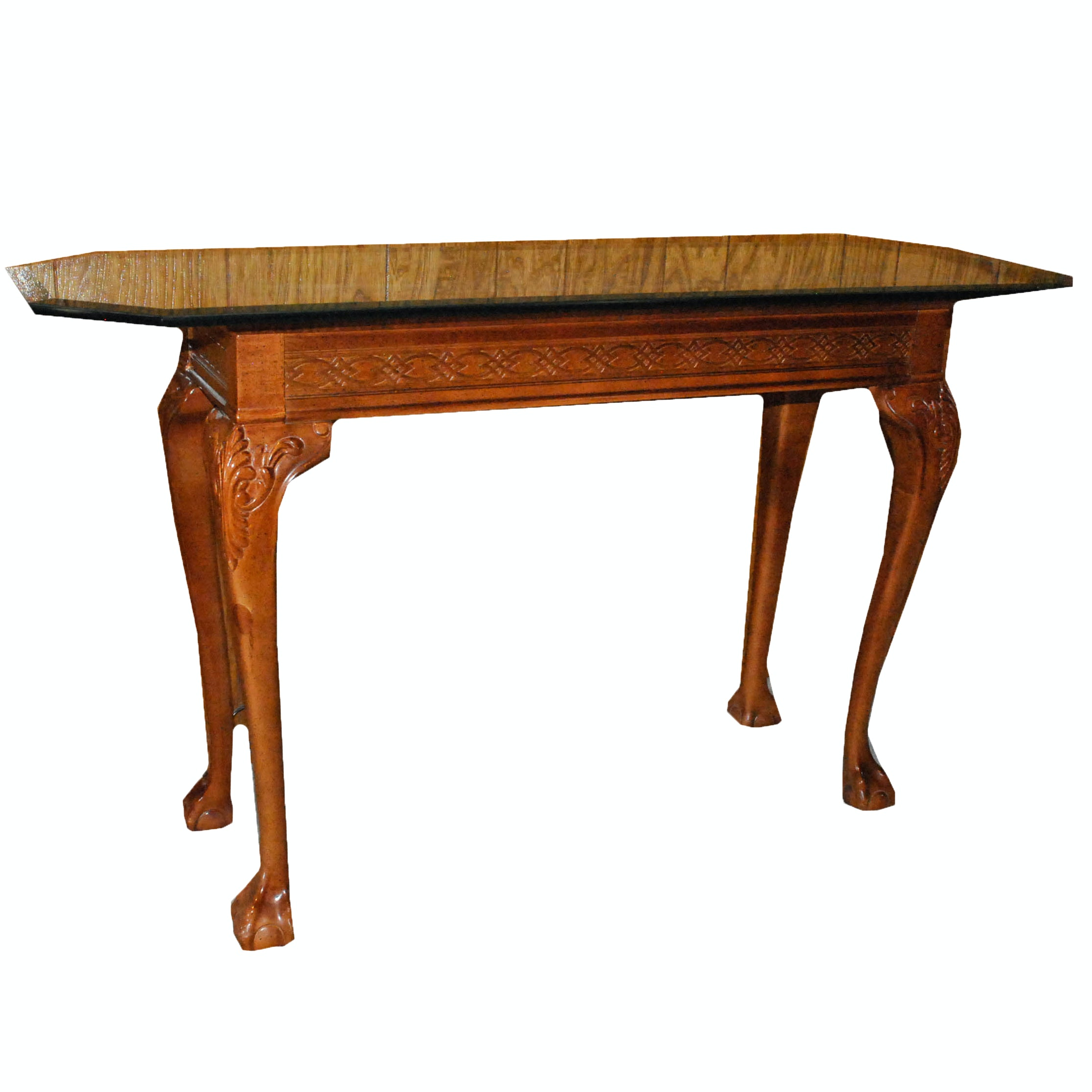 Chippendale Style Sofa Table
