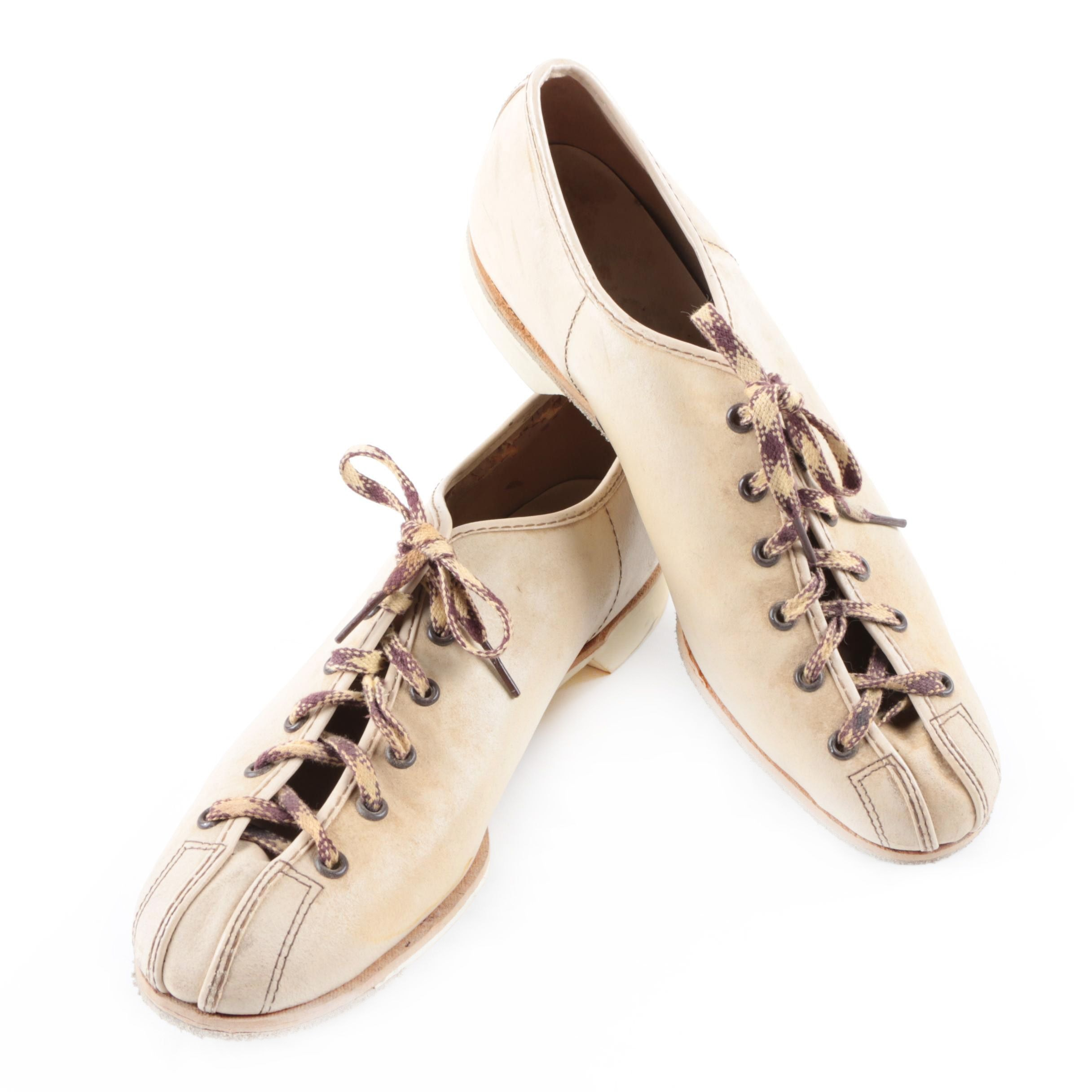 Women's Vintage McGregor Leather Bowling Shoes