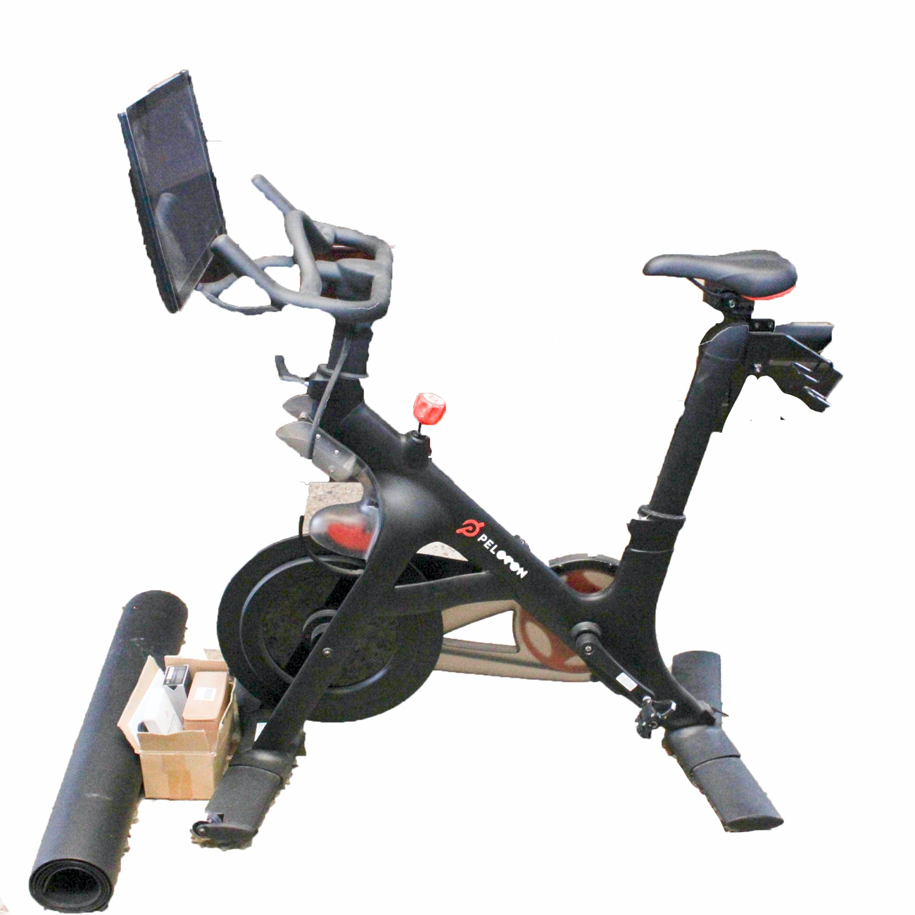 Peloton Exercise Bike with Accessories