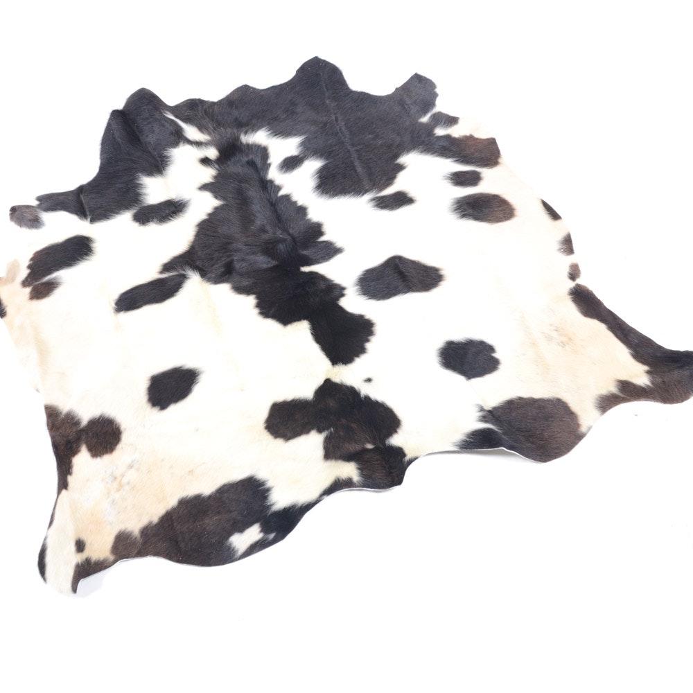 Natural Cow Hide Rug