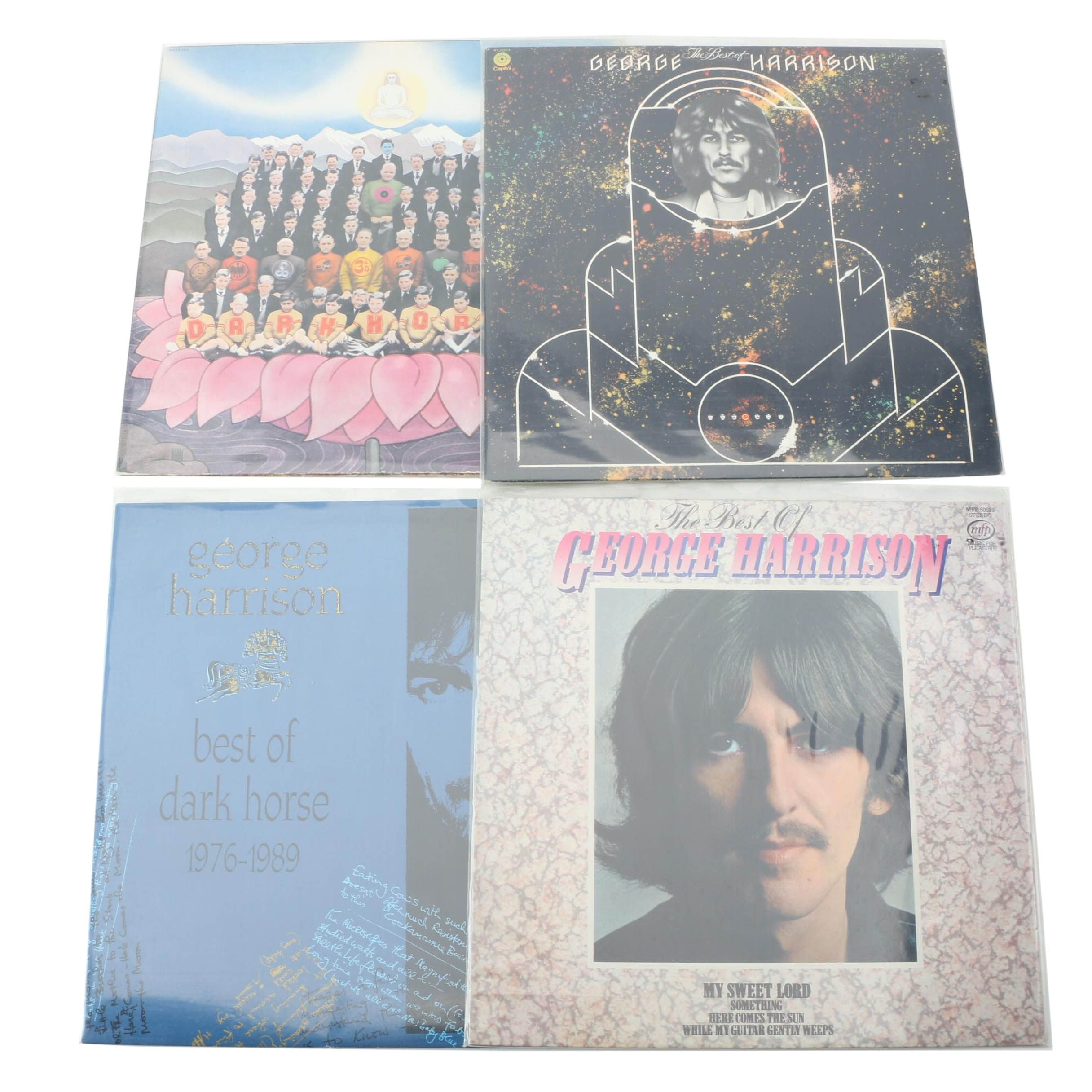 George Harrison Record Collection