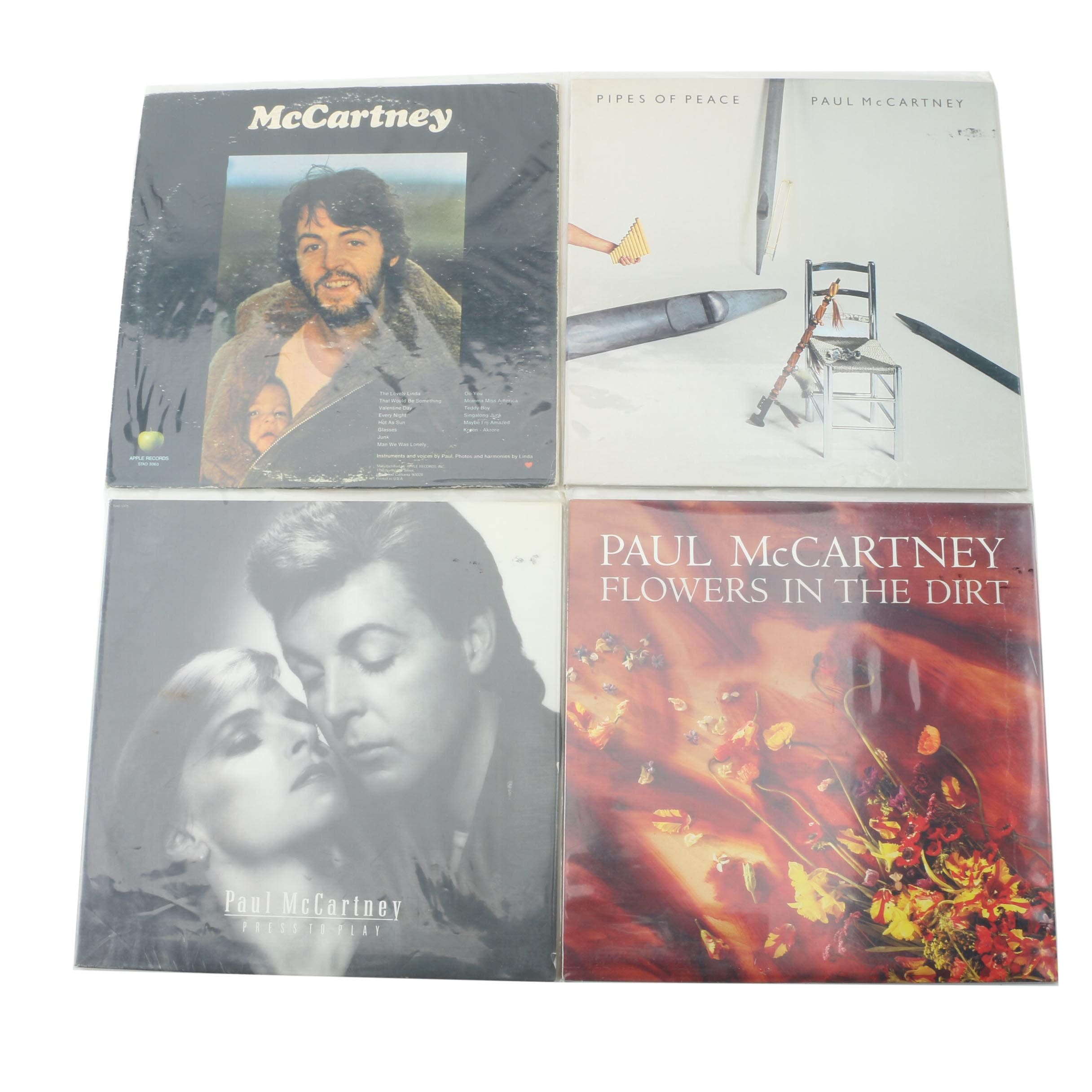 """""""Pipes Of Peace"""", """"Flowers In The Dirt"""", and Other Paul McCartney Records"""