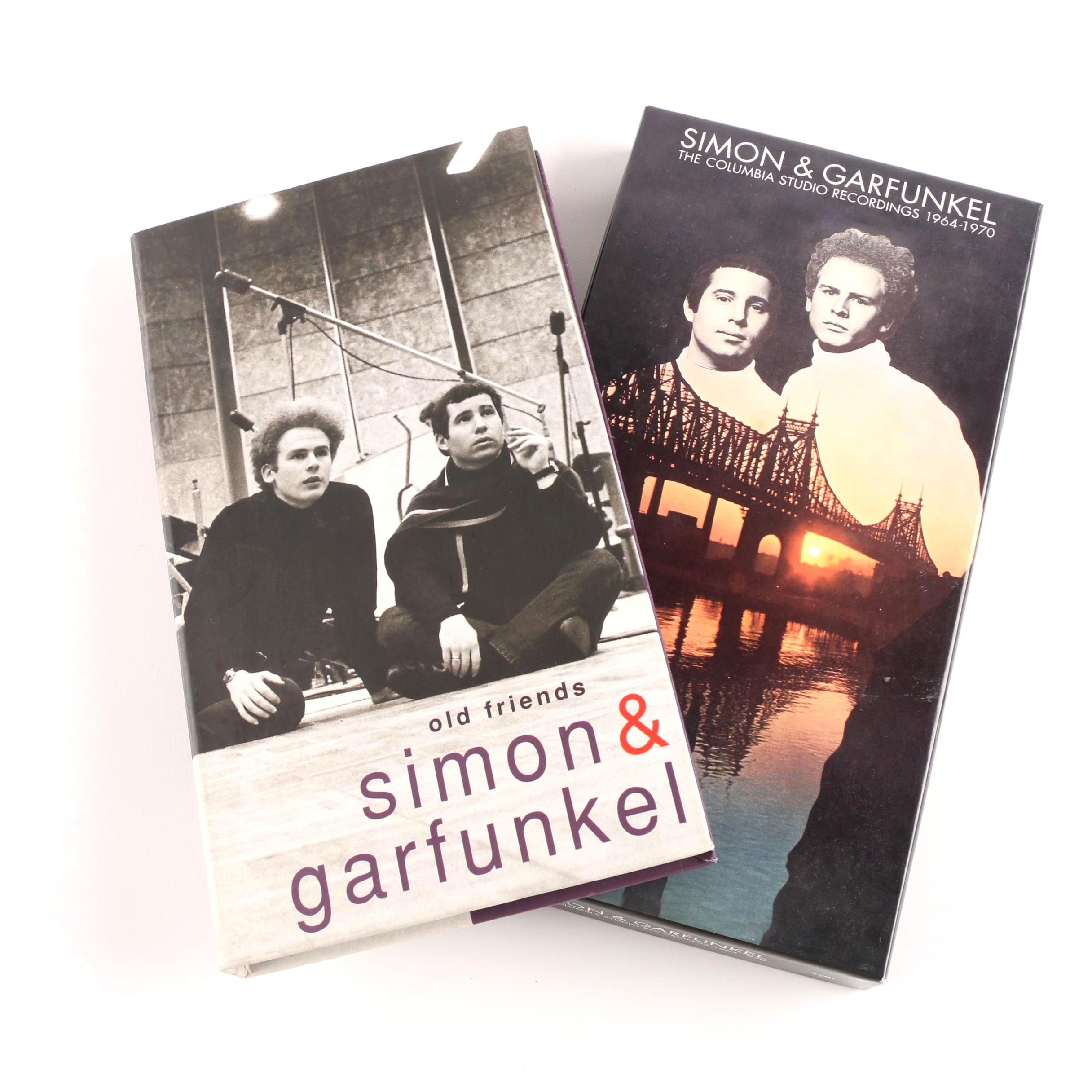 "Simon & Garfunkel ""Old Friends"" and ""The Columbia Studio Recordings"" Box Sets"