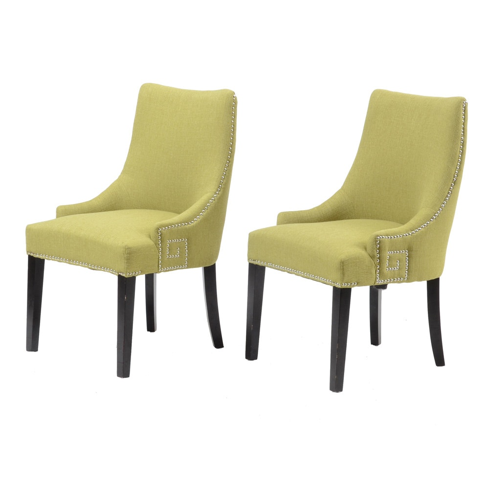 Pair of Modernist Safavieh Side Chairs