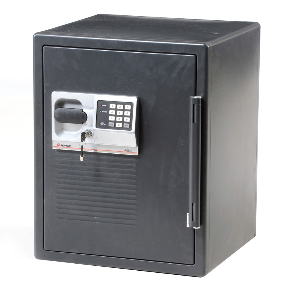 Sentry Personal Fire Safe
