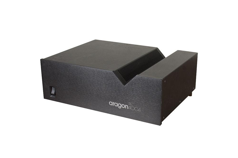 Aragon Audio 4004 Dual Mono Power Amplifier