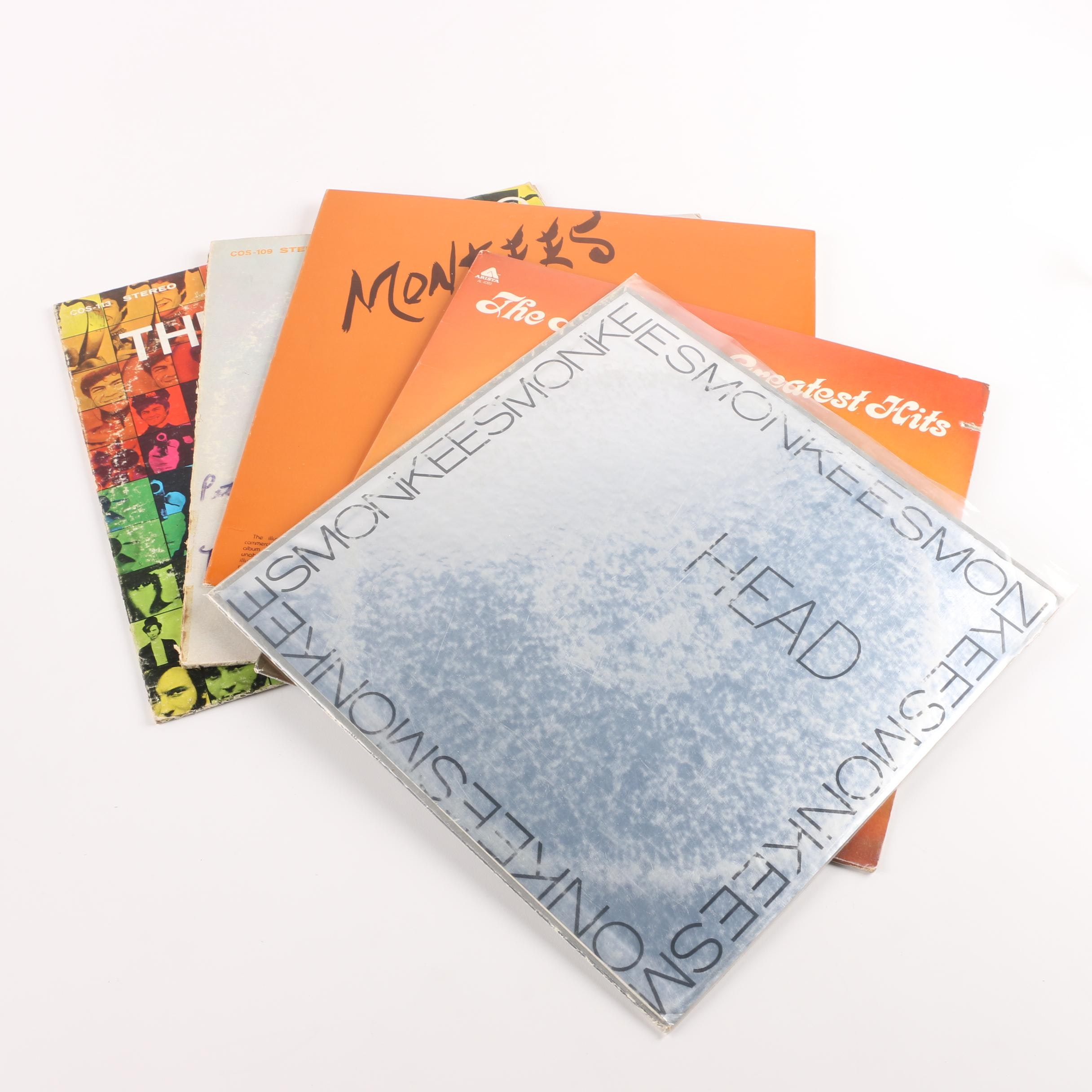"""The Monkees Records Including """"Head"""" and """"She Hangs Out"""""""