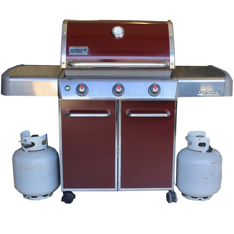 Weber Genesis Special Edition Outdoor Grill