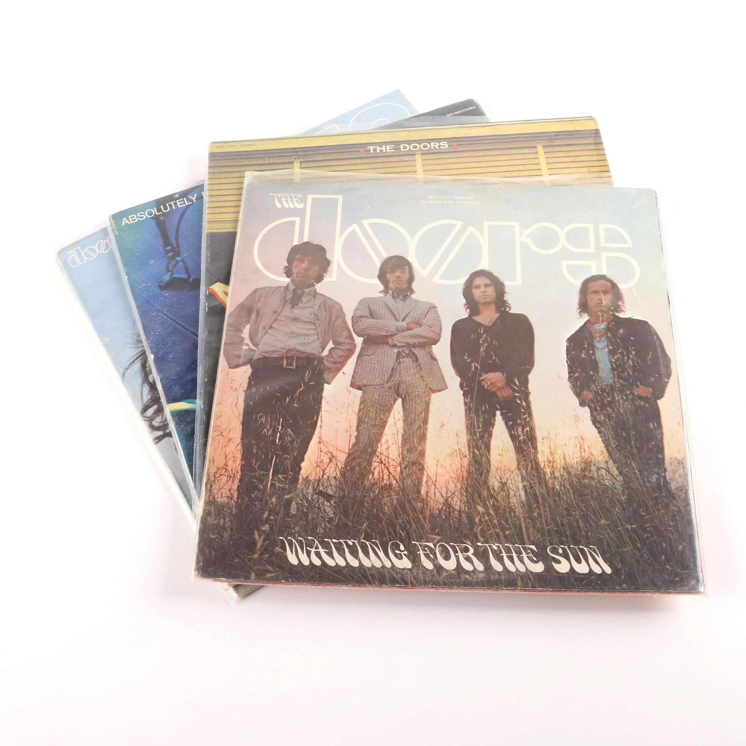 sc 1 st  EBTH.com & The Doors Records Including \