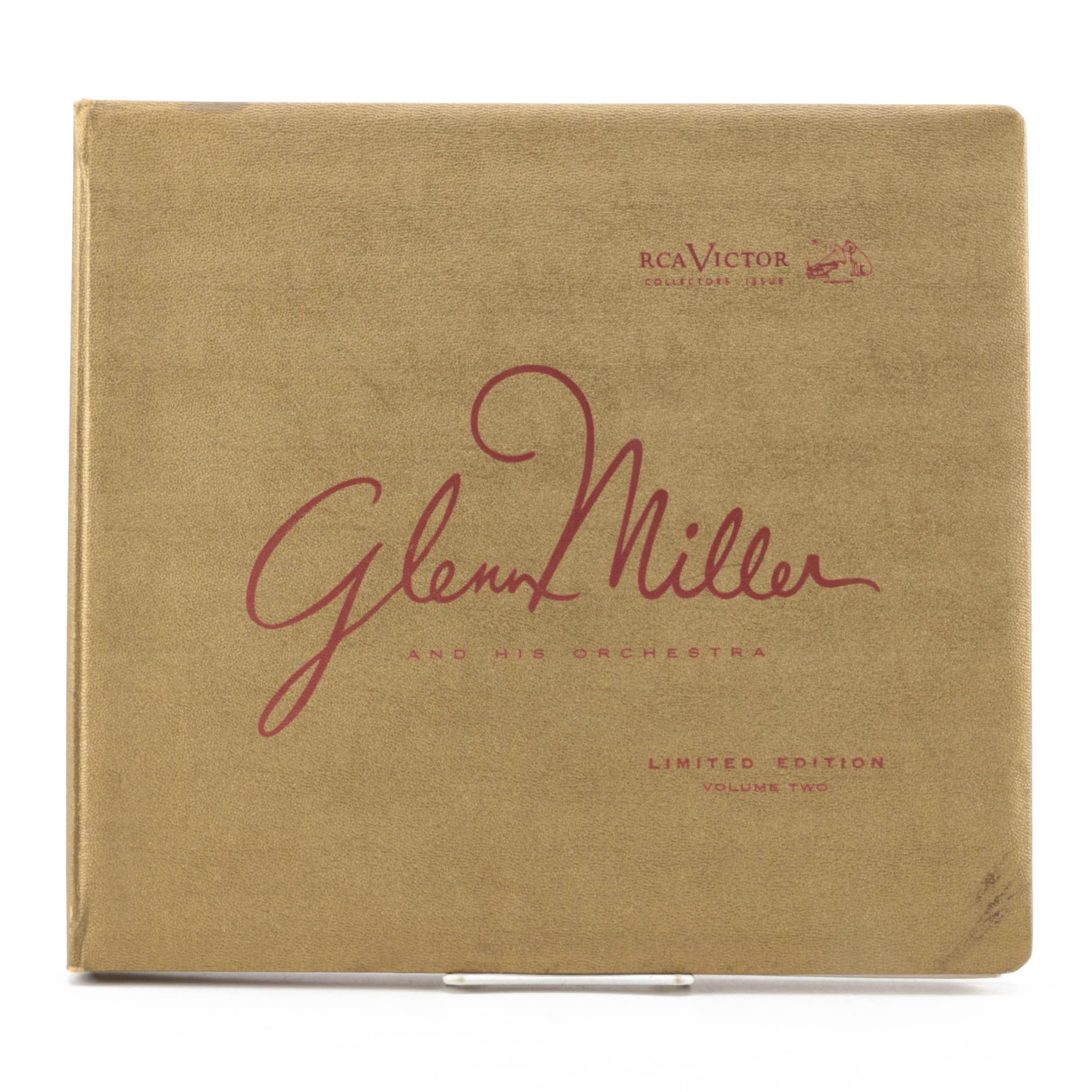 Limited Edition Glenn Miller and His Orchestra, Volume Two Boxed Record Set