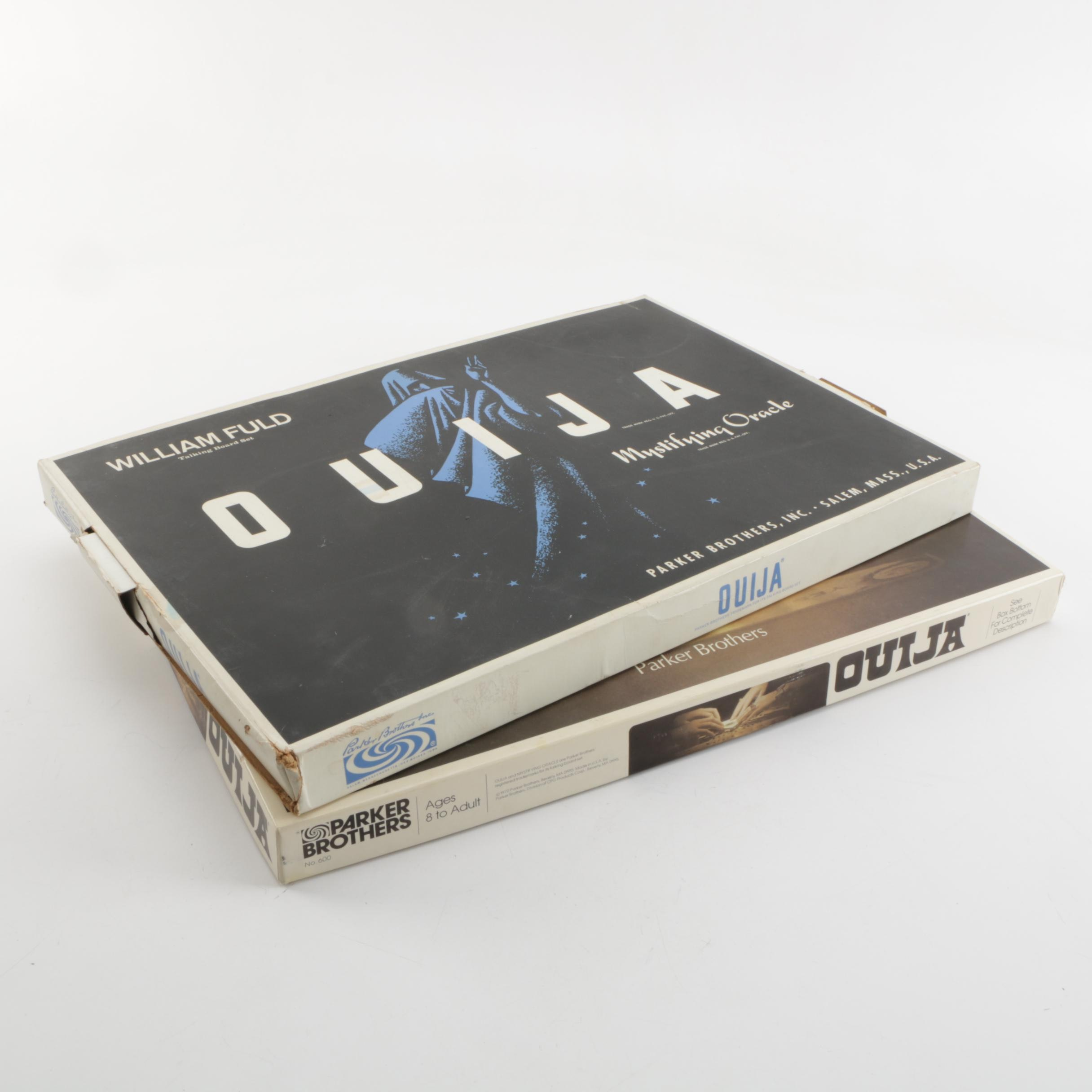 1970s Ouija Boards