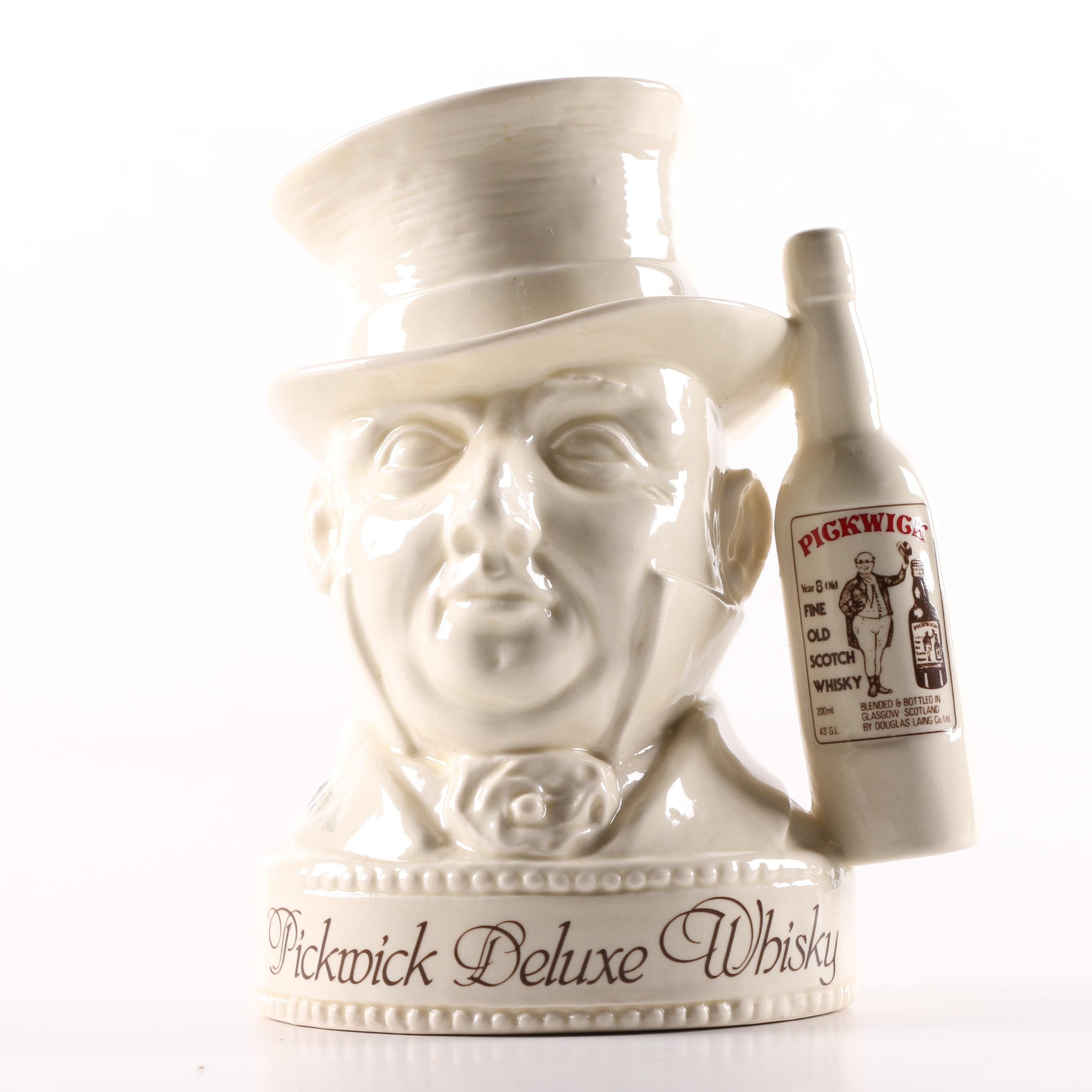 Royal Doulton Pickwick Deluxe Whisky Promotion