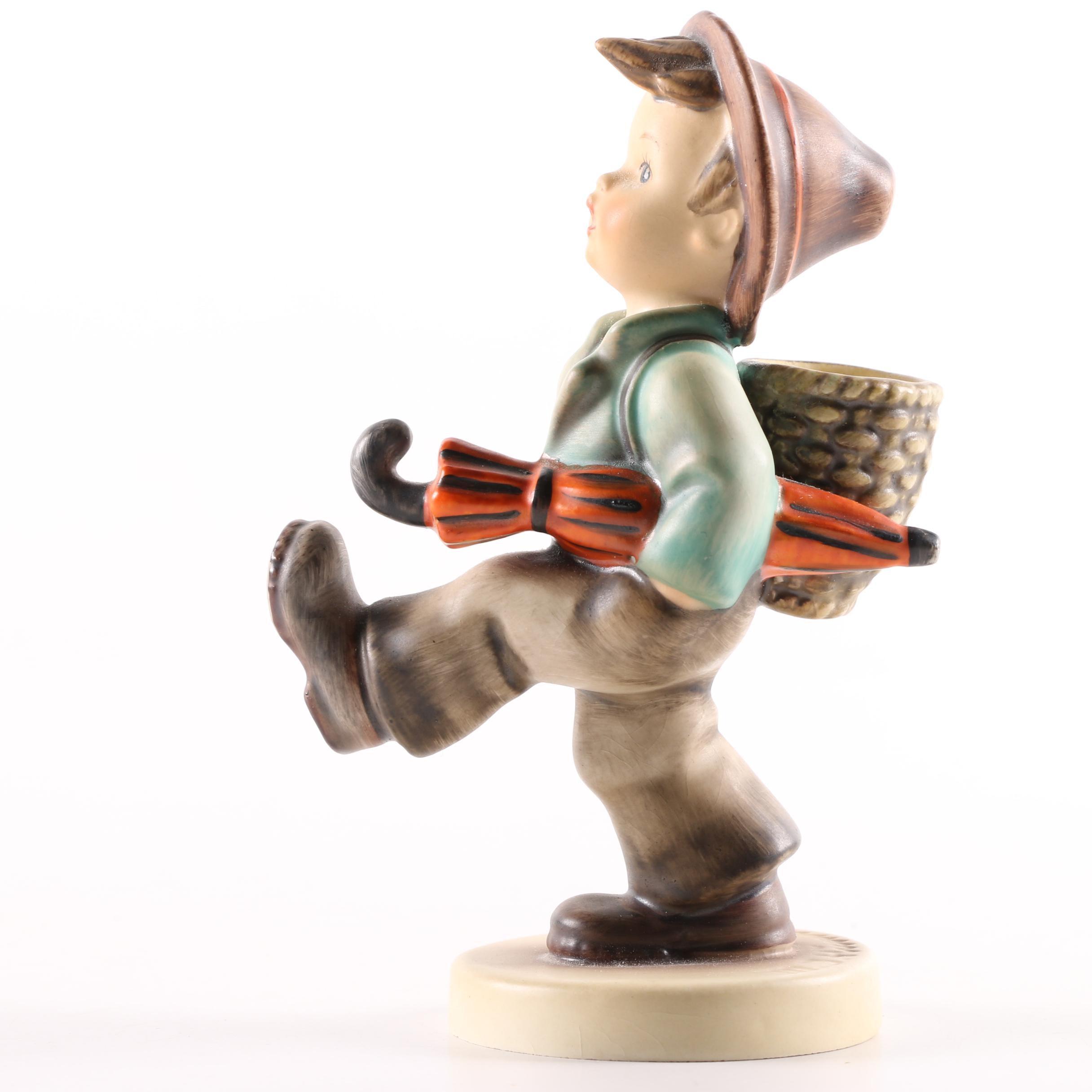 "Hummel ""Globe Trotter"" Figurine"