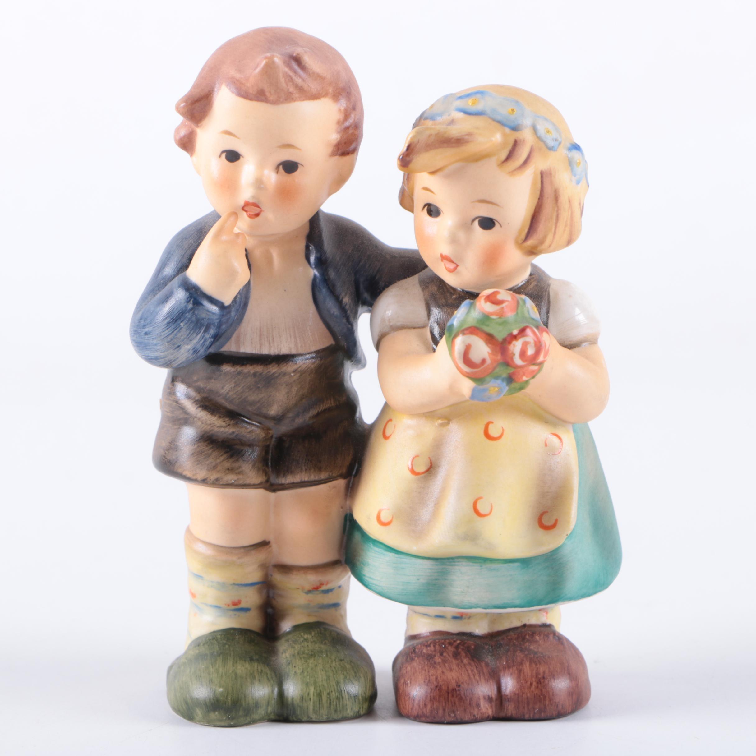 """Hummel """"We Congratulate"""" Figurine"""