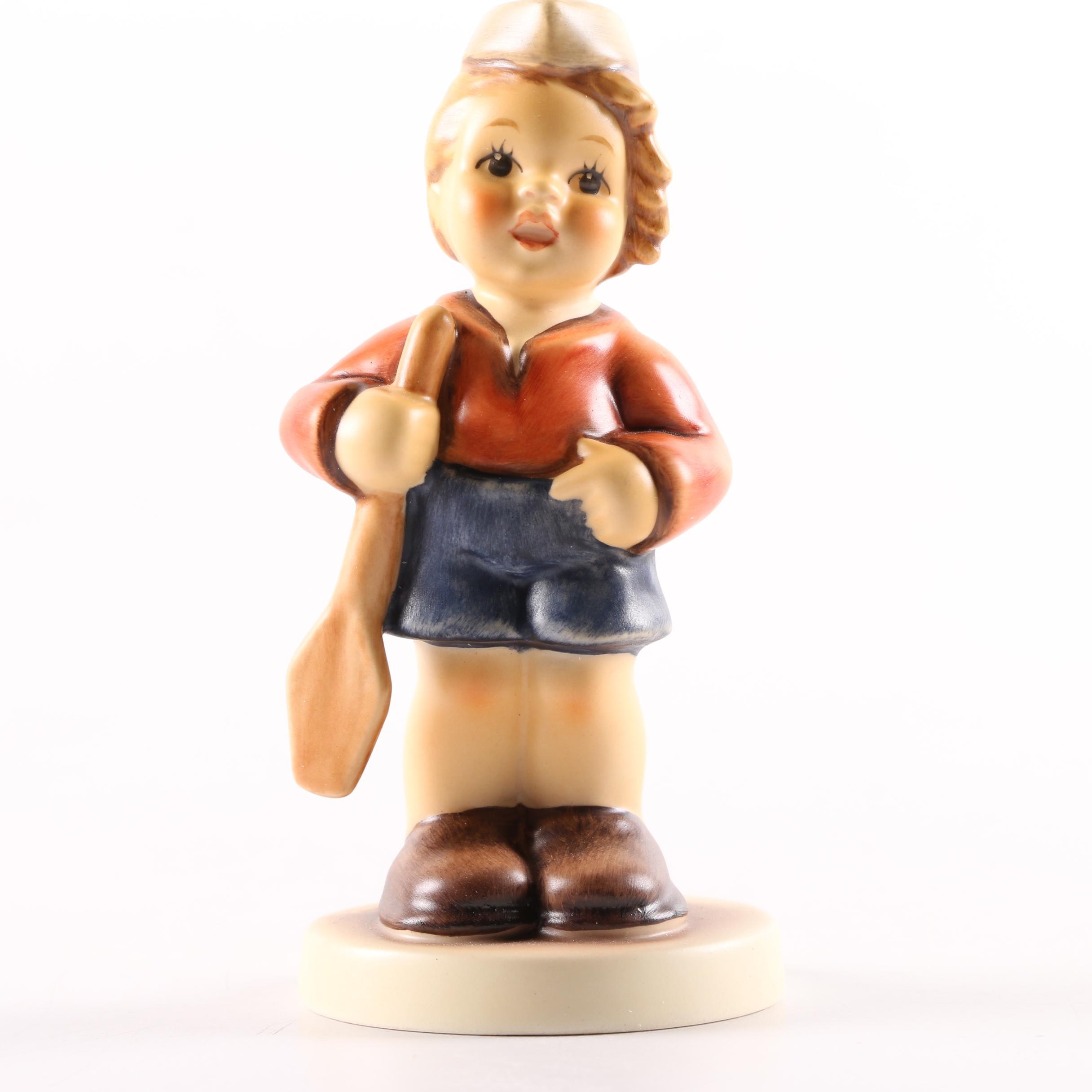 "M.I. Hummel Club ""First Mate"" Figurine"