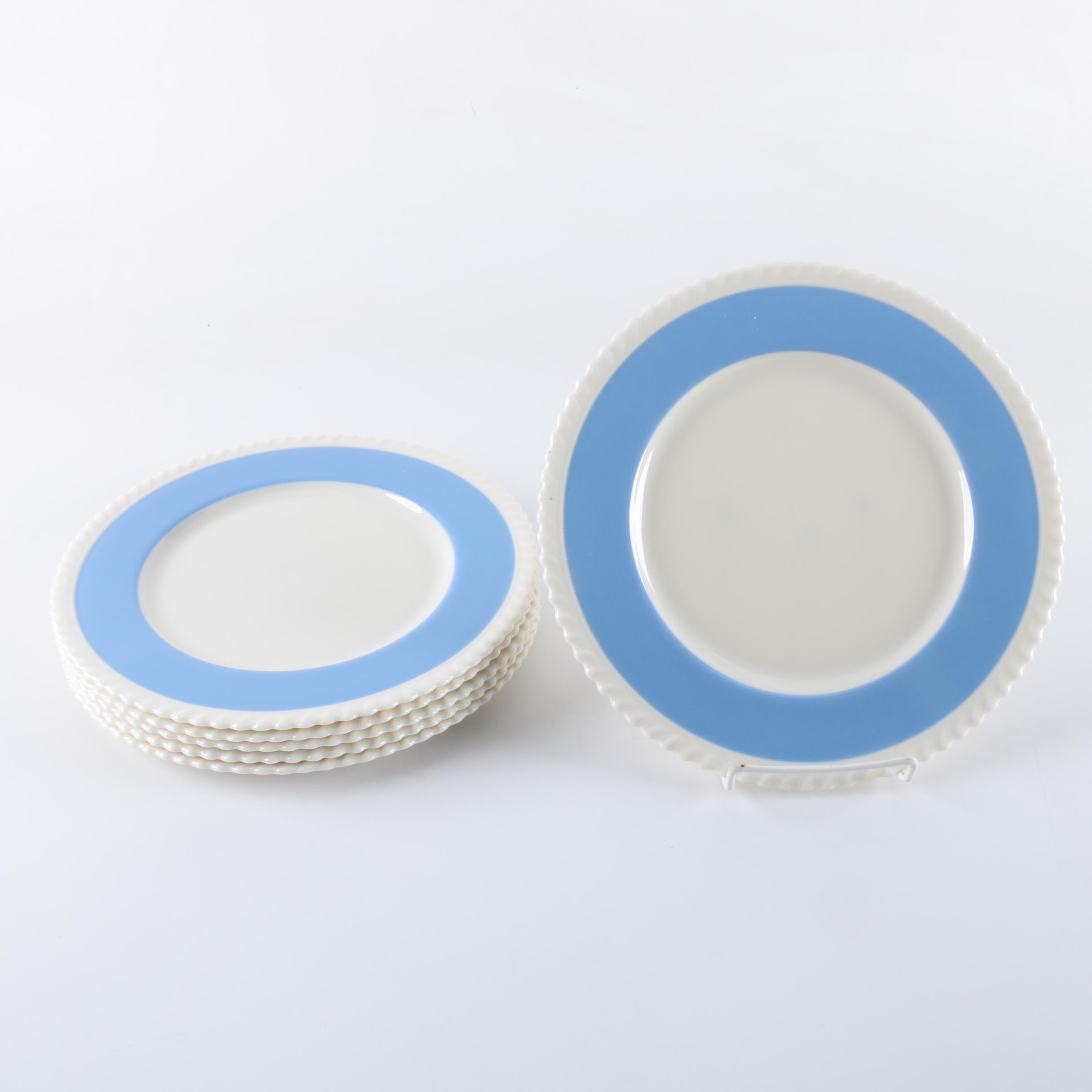 "Lenox ""Classic Blue"" Dinner Plates"