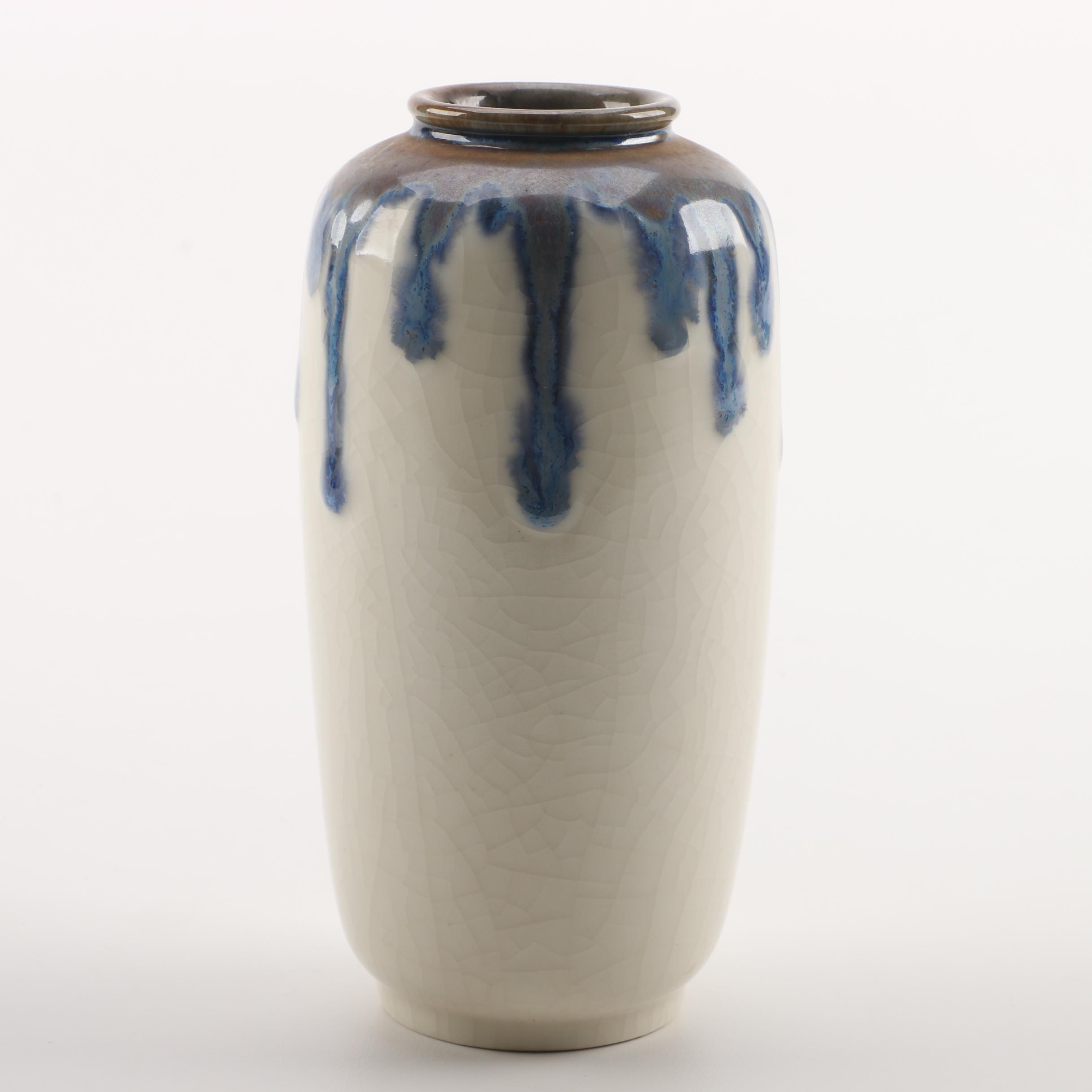 1949 Rookwood Cylinder Vase
